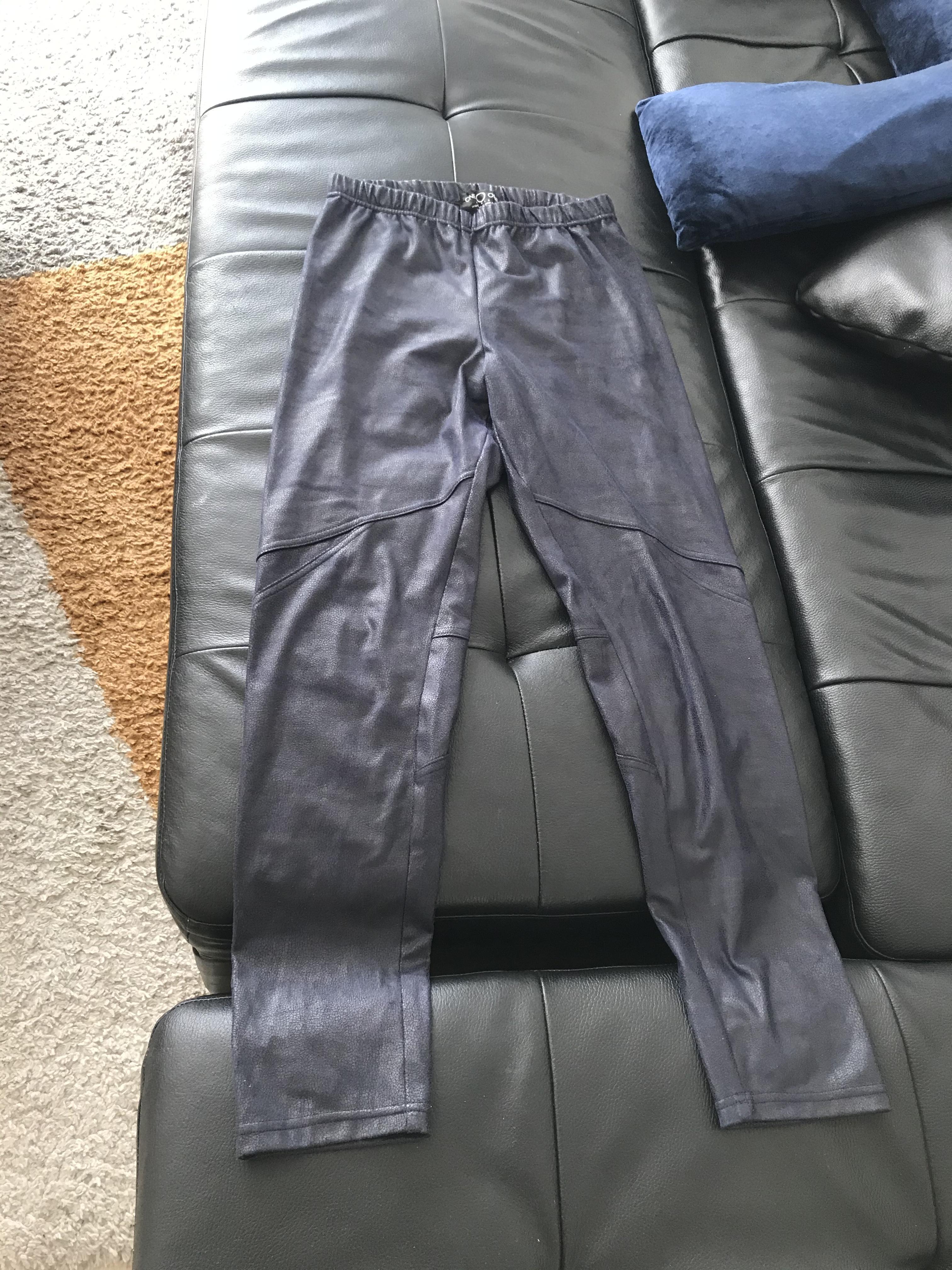 troc de troc pantalon toile enduite - taille 40 image 0
