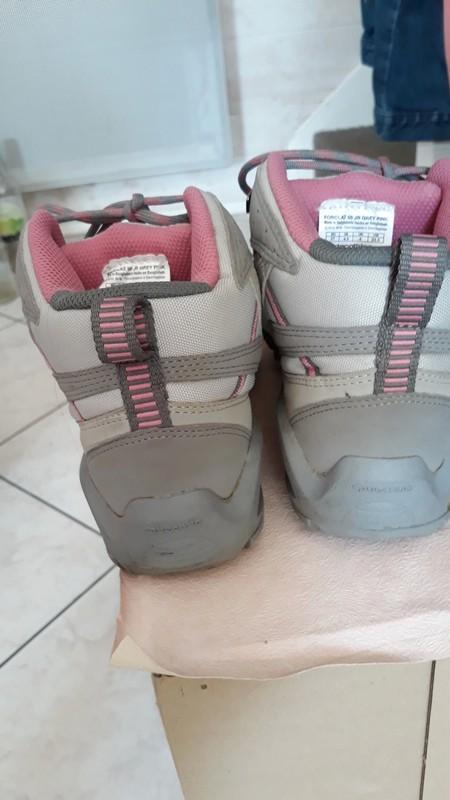troc de troc chaussures de randonnée 37 quechua image 1