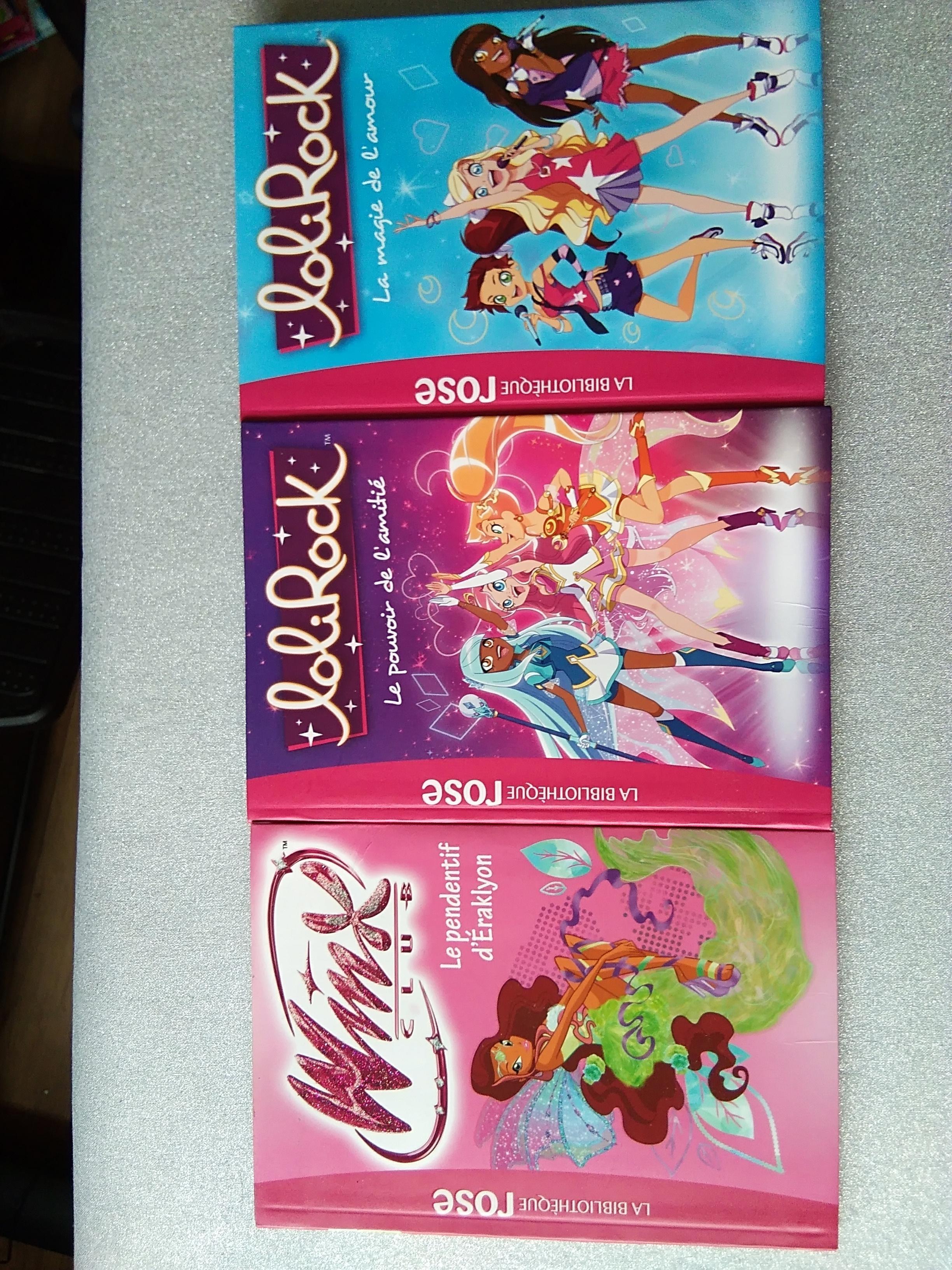 troc de troc livres enfants 8-10 ans image 0