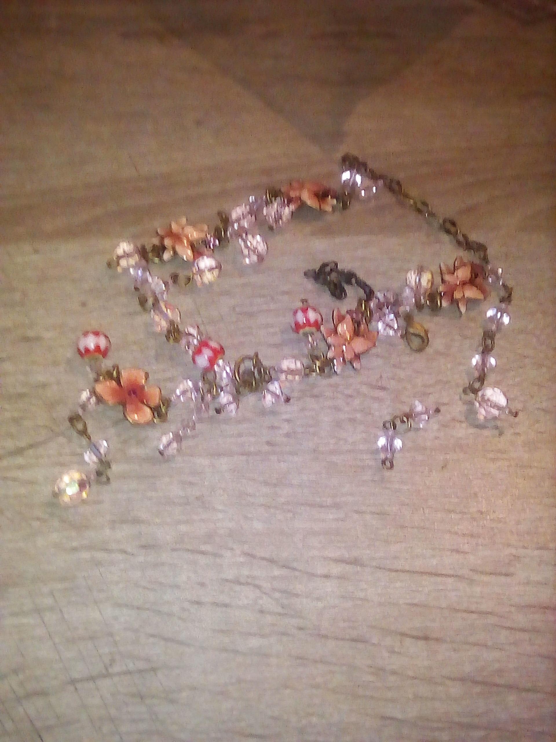 troc de troc collier pour recupairation de perle image 0