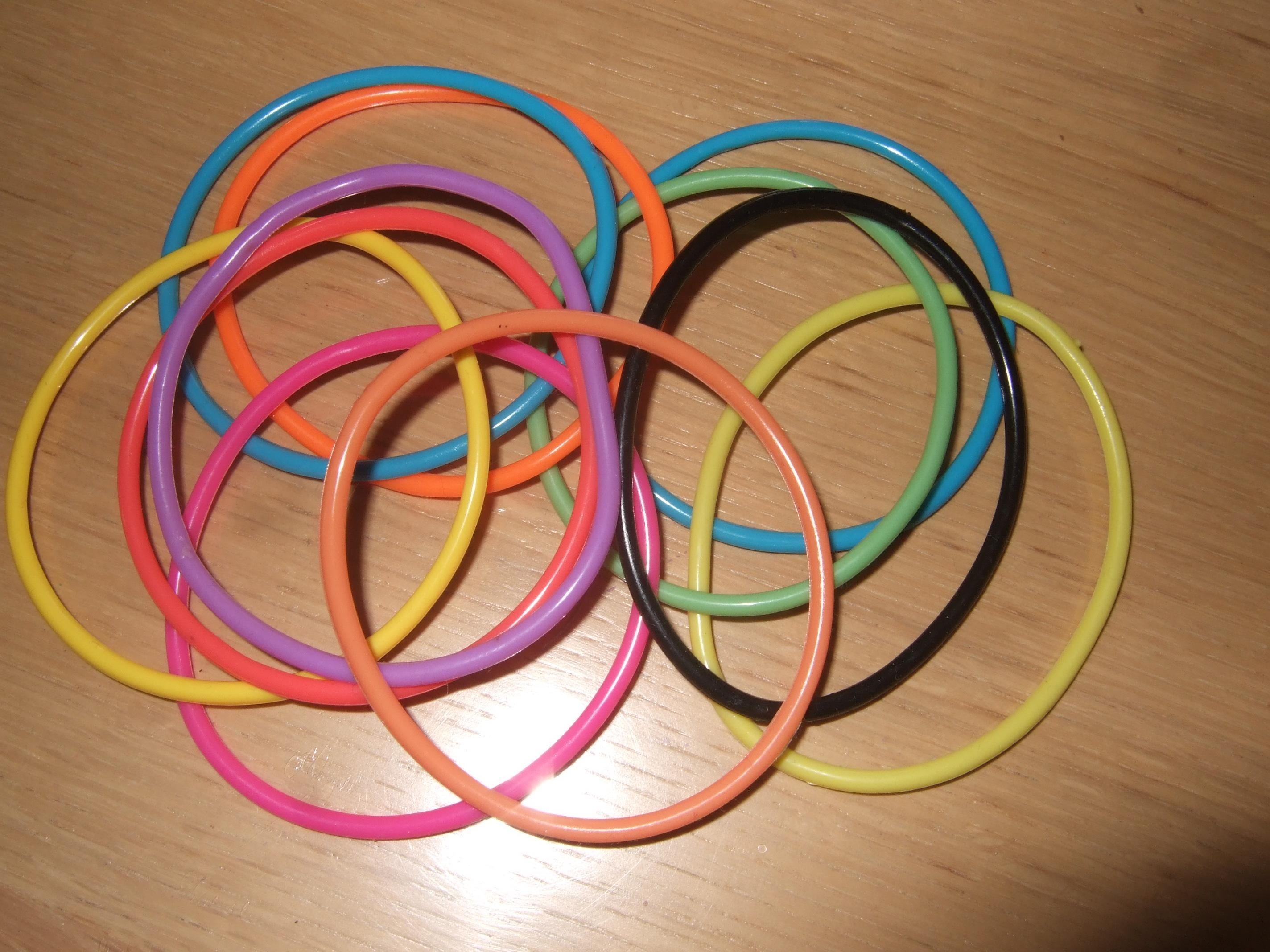 troc de troc lot 11 bracelets image 0