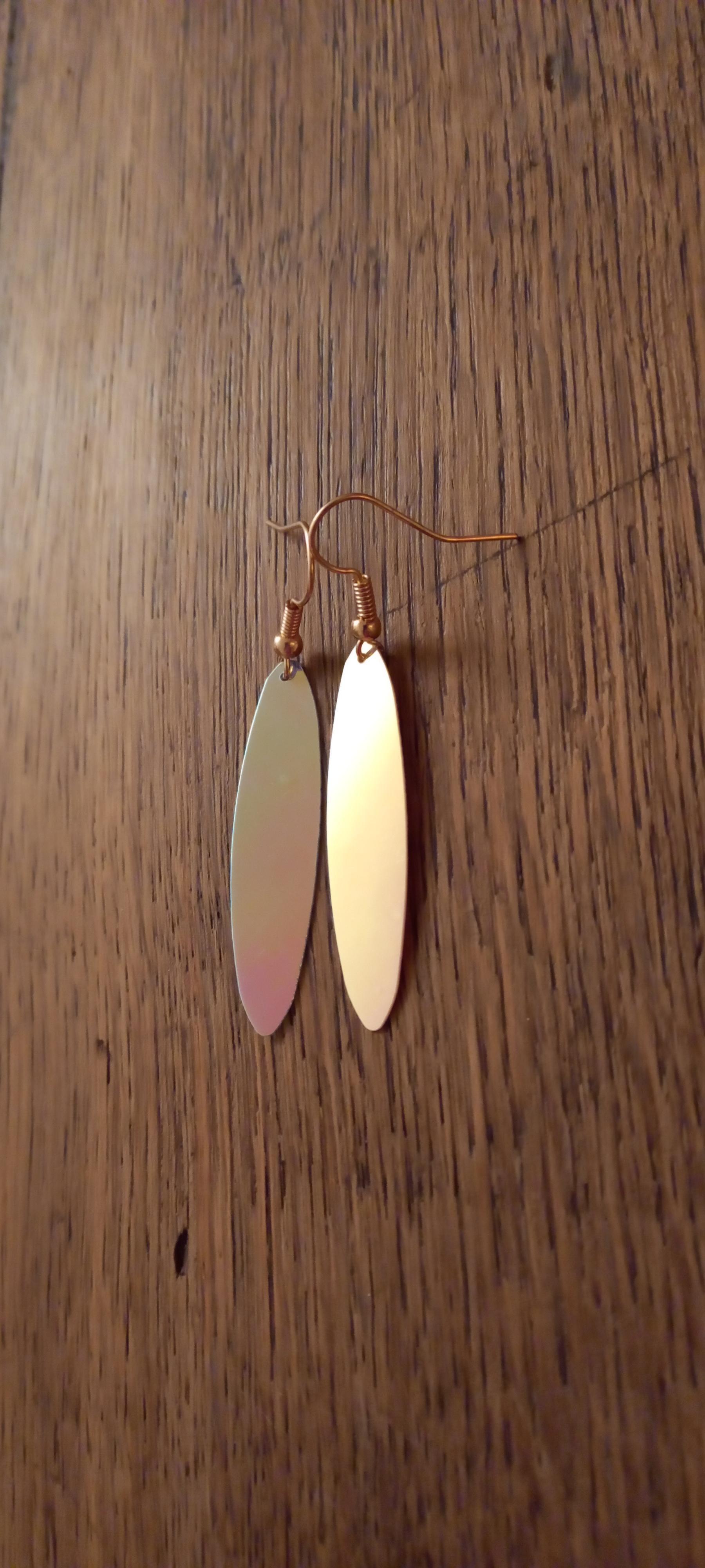 troc de troc b.o. pendantes lamelles. image 1