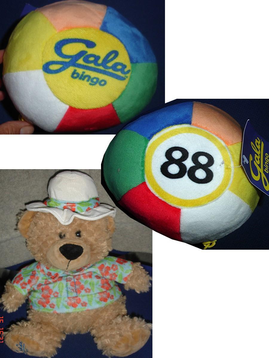 troc de troc neuf : la boule bingo 88 se transforme...♥en ours sac à secrets image 0