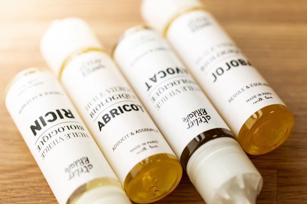 troc de troc **epuise** huiles de soin bio - atelier populaire image 2