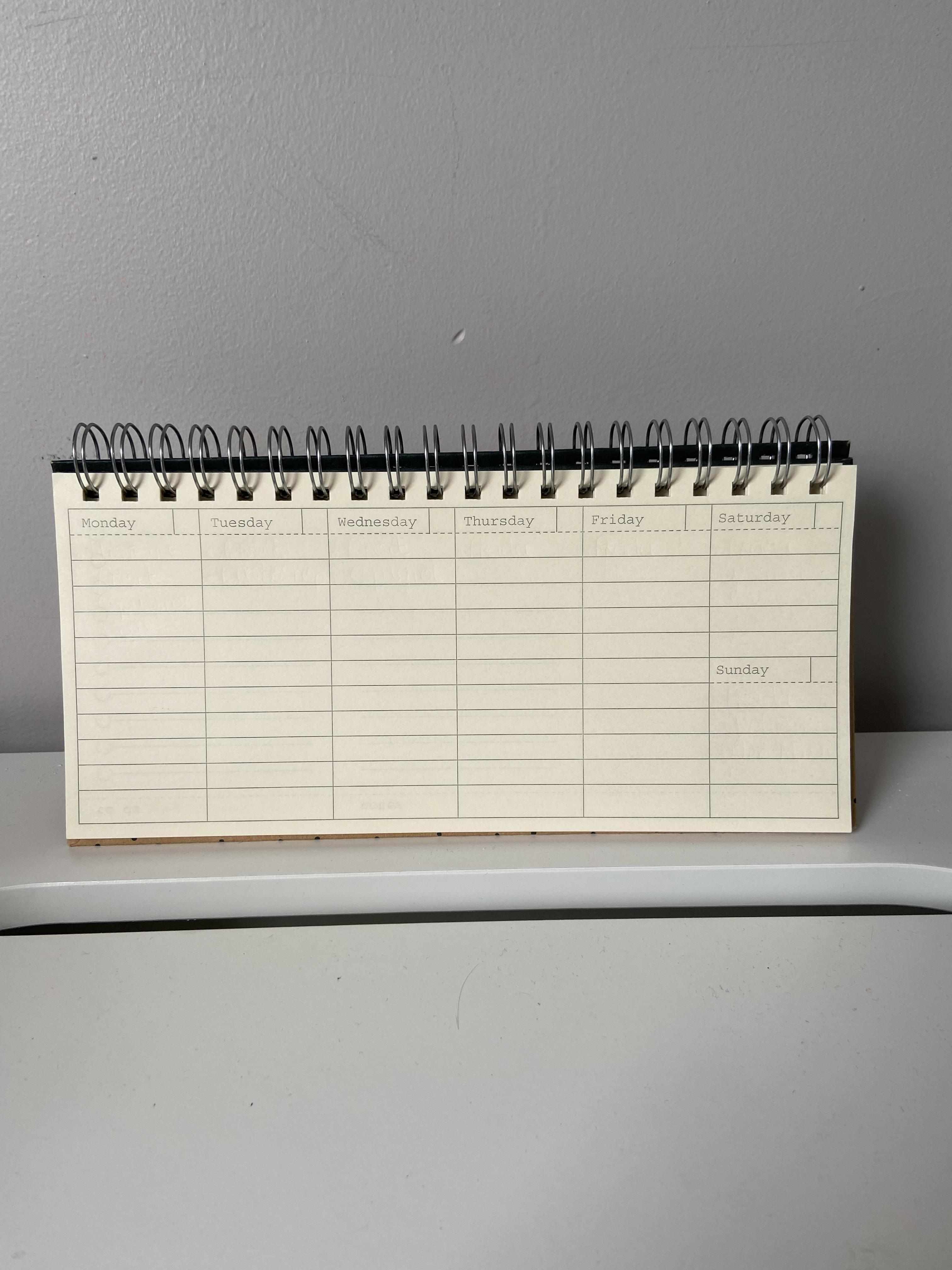 troc de troc desk planner (plus disponible) image 1