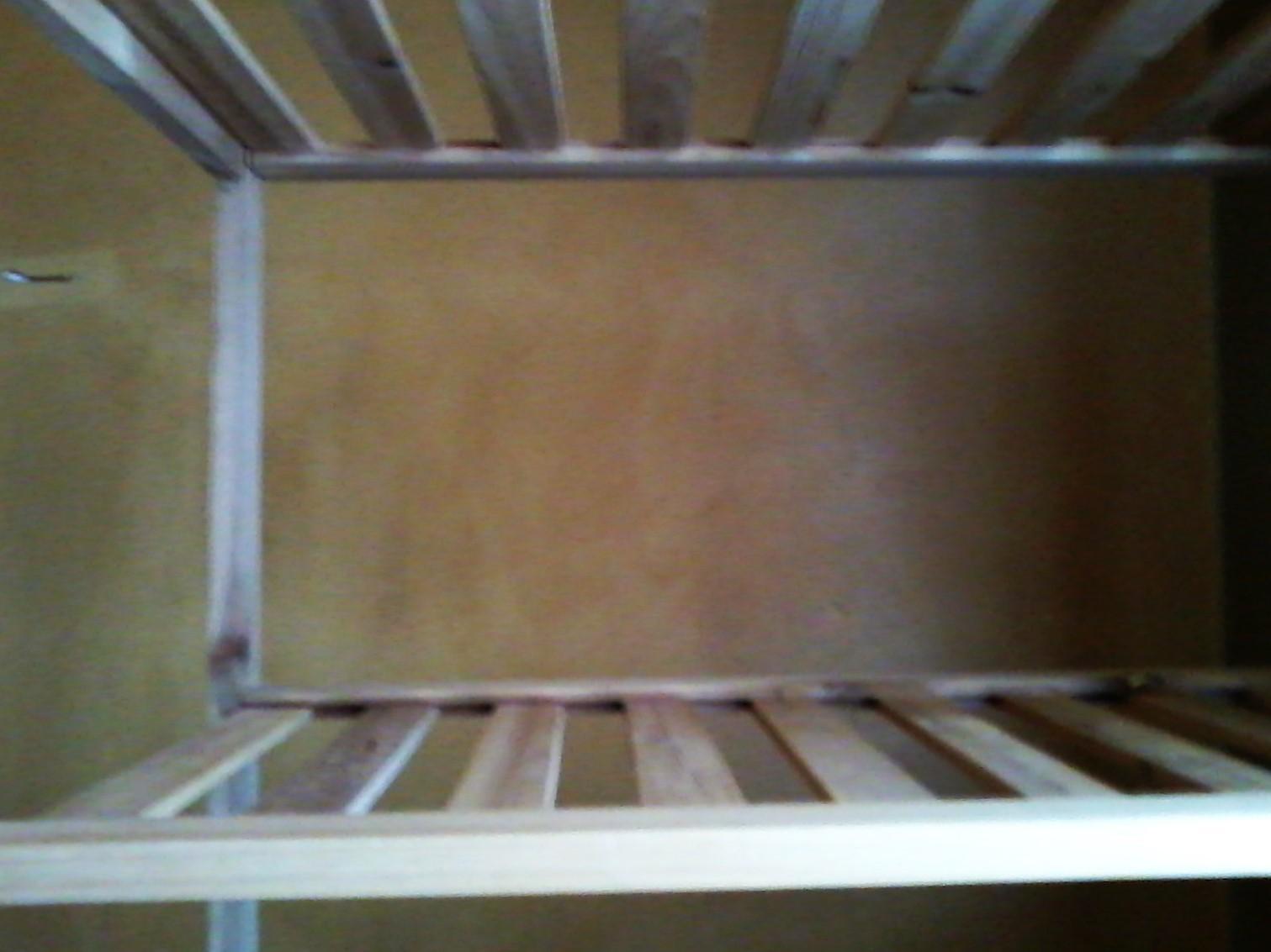 troc de troc urgent..etagere en bois.6 tablettes.1m 70 cm image 0