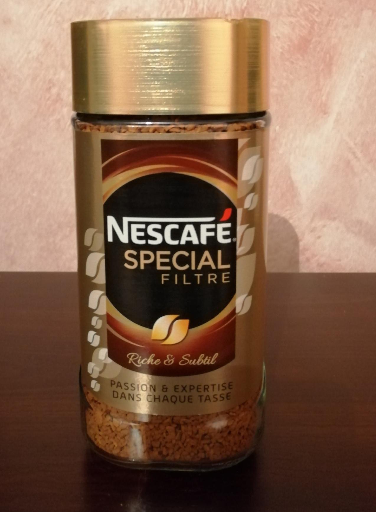 troc de troc réservé neuf 1 pot de café soluble image 0