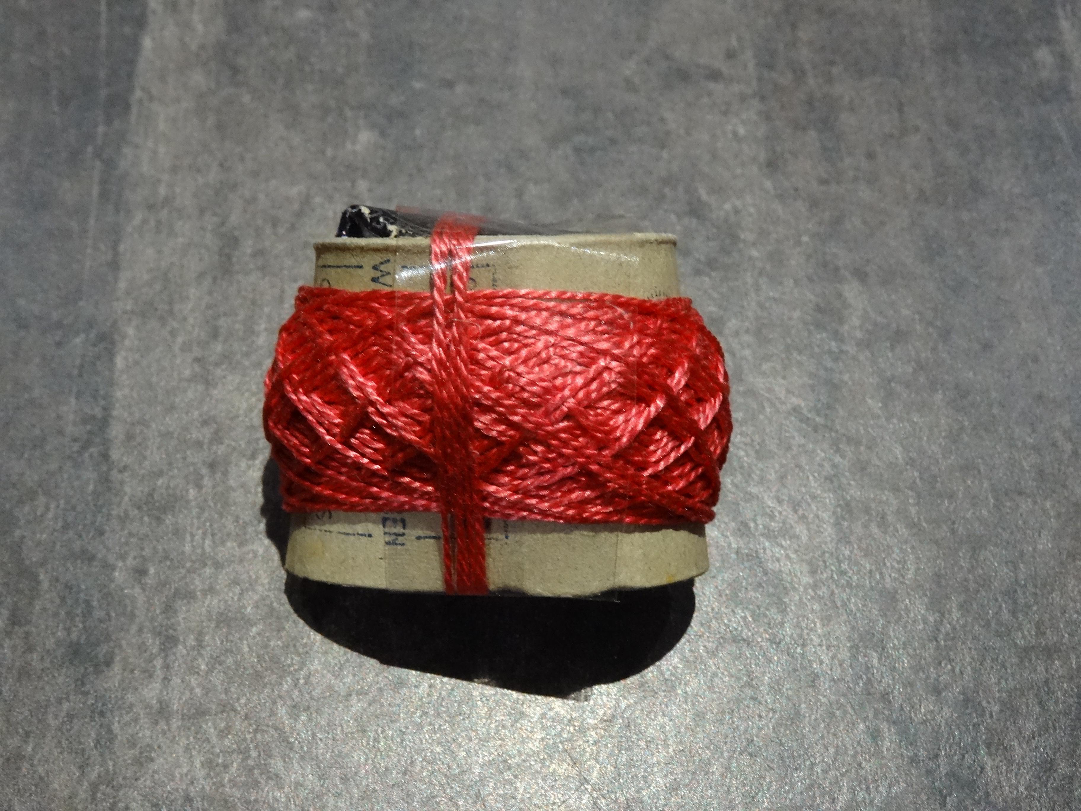 troc de troc ***reserve***coton perlé (f7) image 0