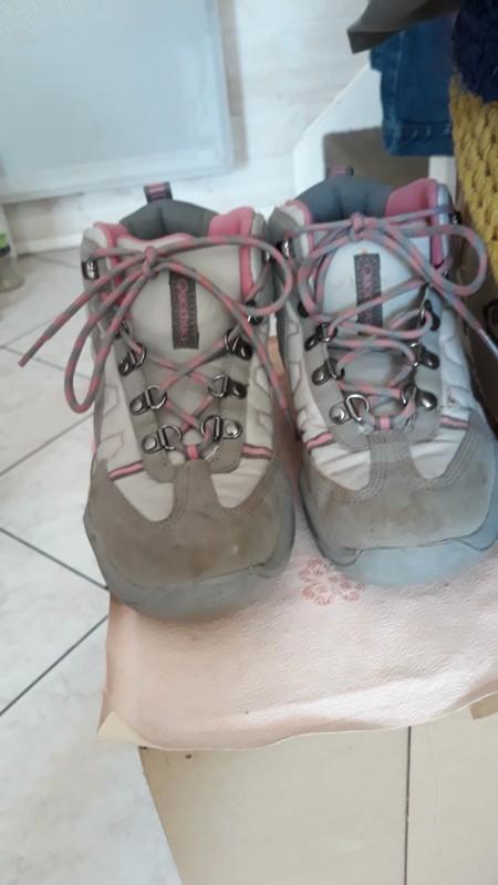 troc de troc chaussures de randonnée 37 quechua image 0