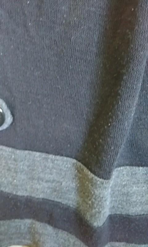 troc de troc réservé haut noir et gris taille 38 image 2