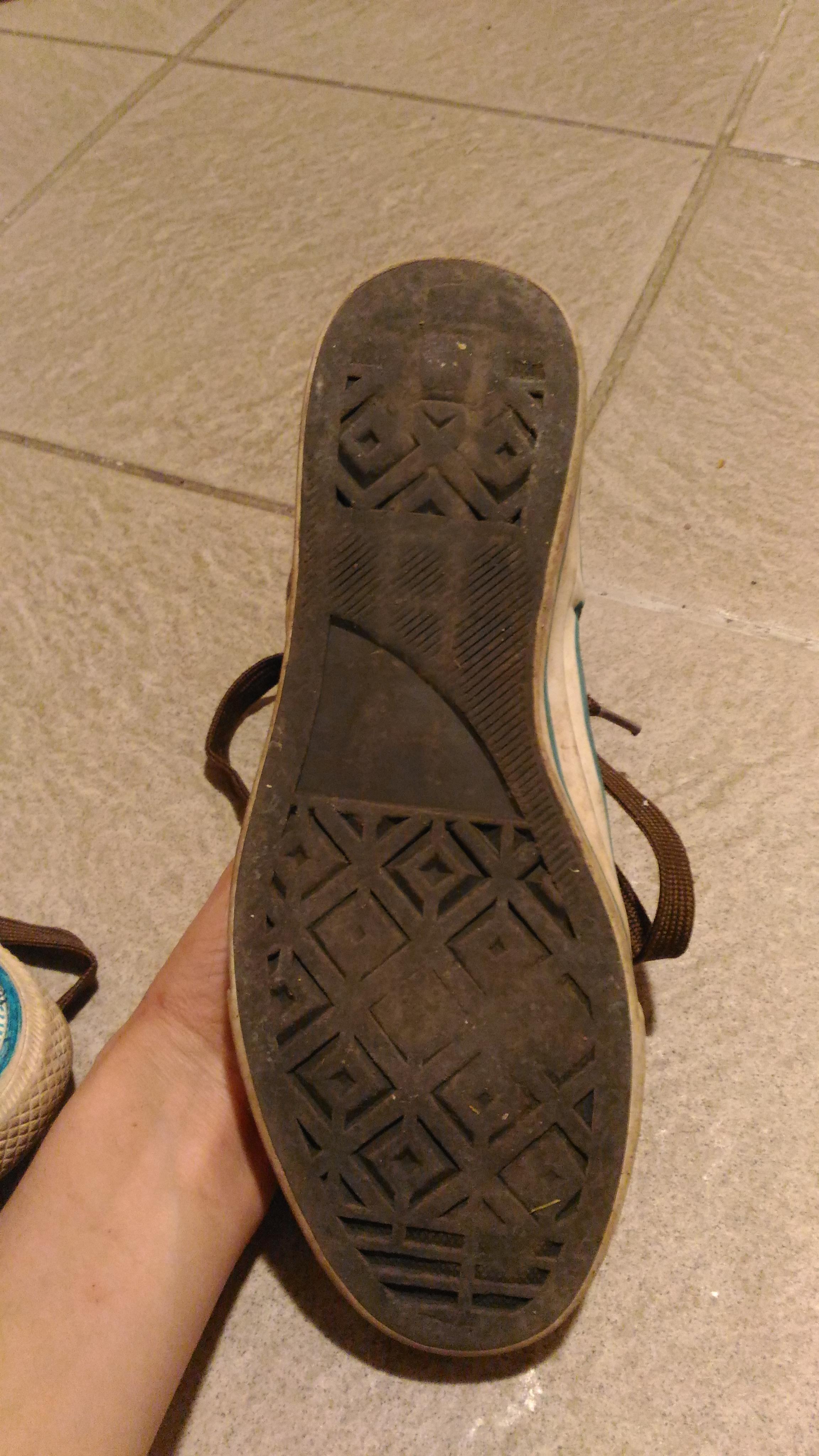 troc de troc chaussures type converse image 2