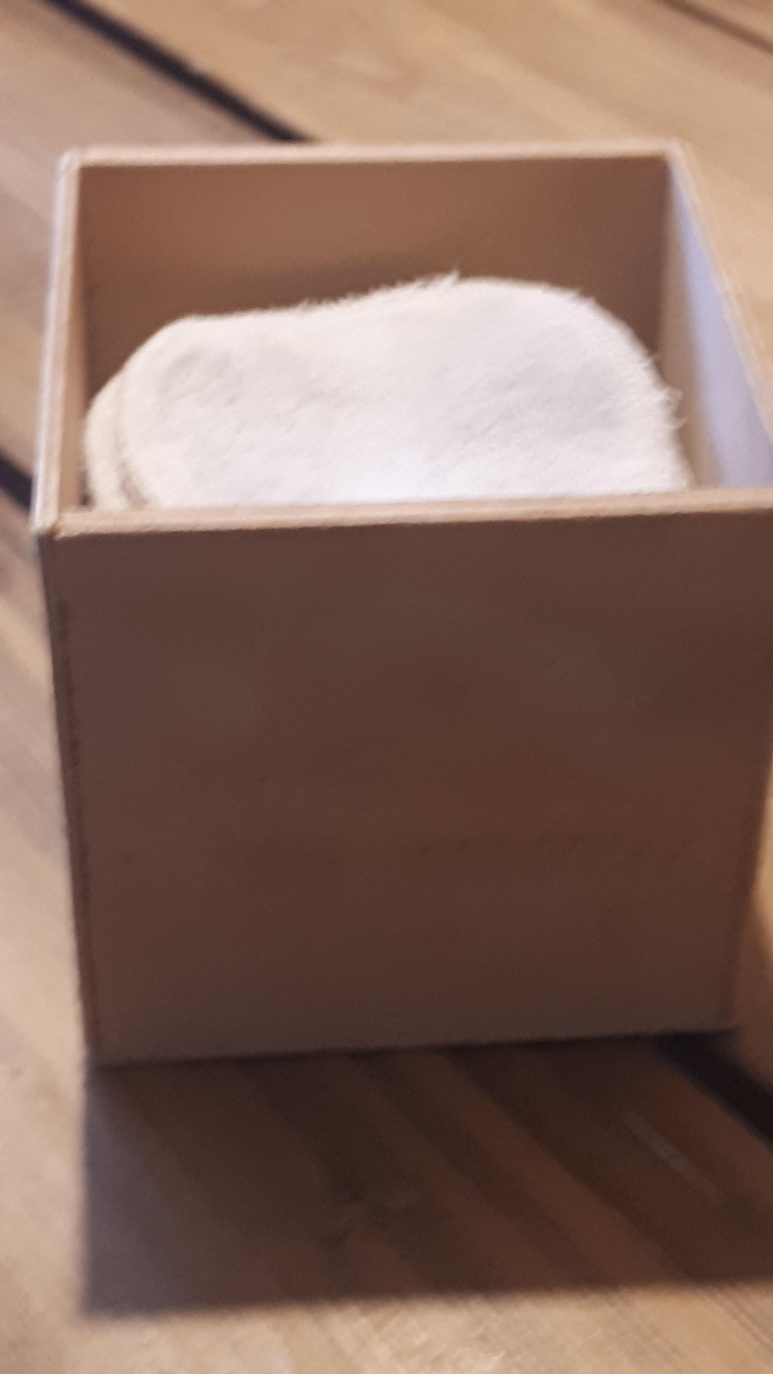 "troc de troc ""cotons"" demaquillants en tissu image 2"
