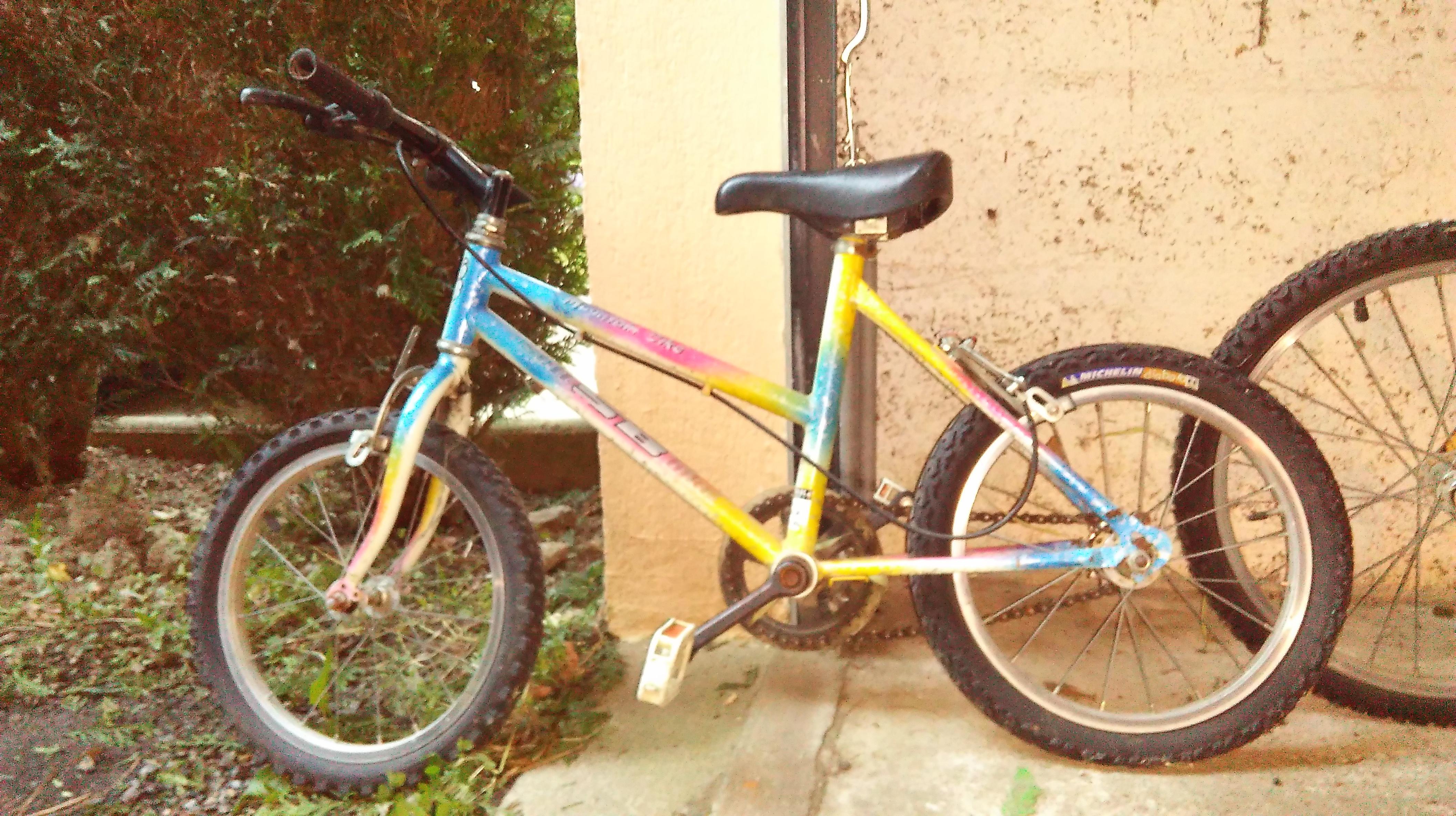 troc de troc 2 vélos enfant image 0