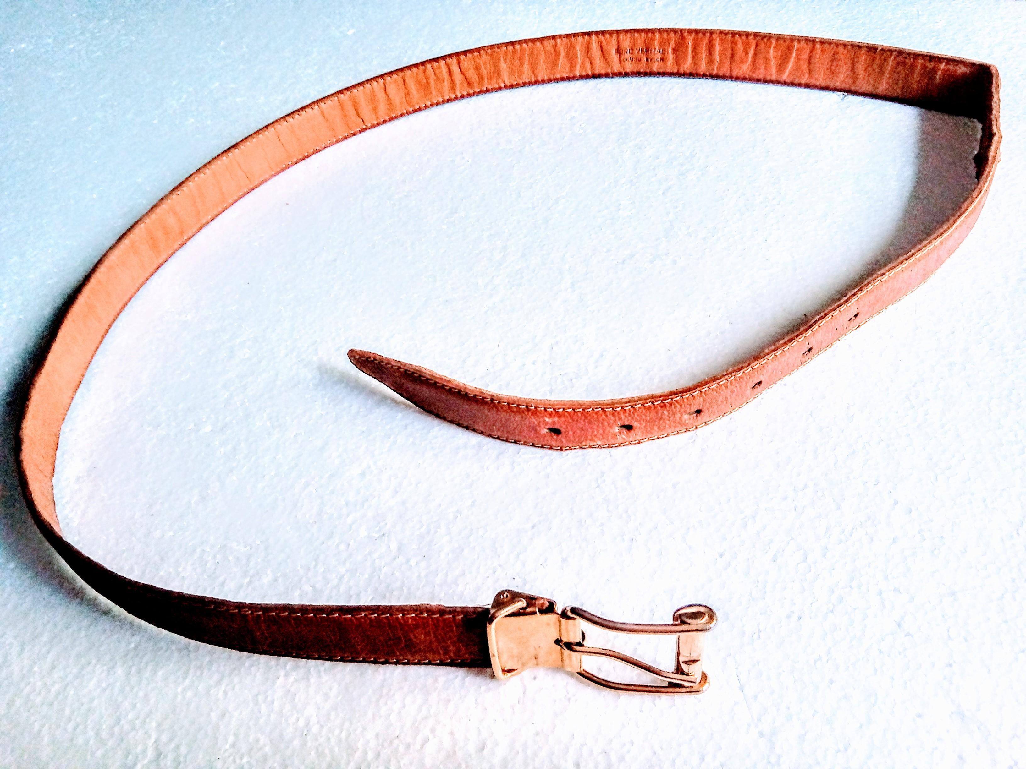 troc de troc ceinture porc image 1