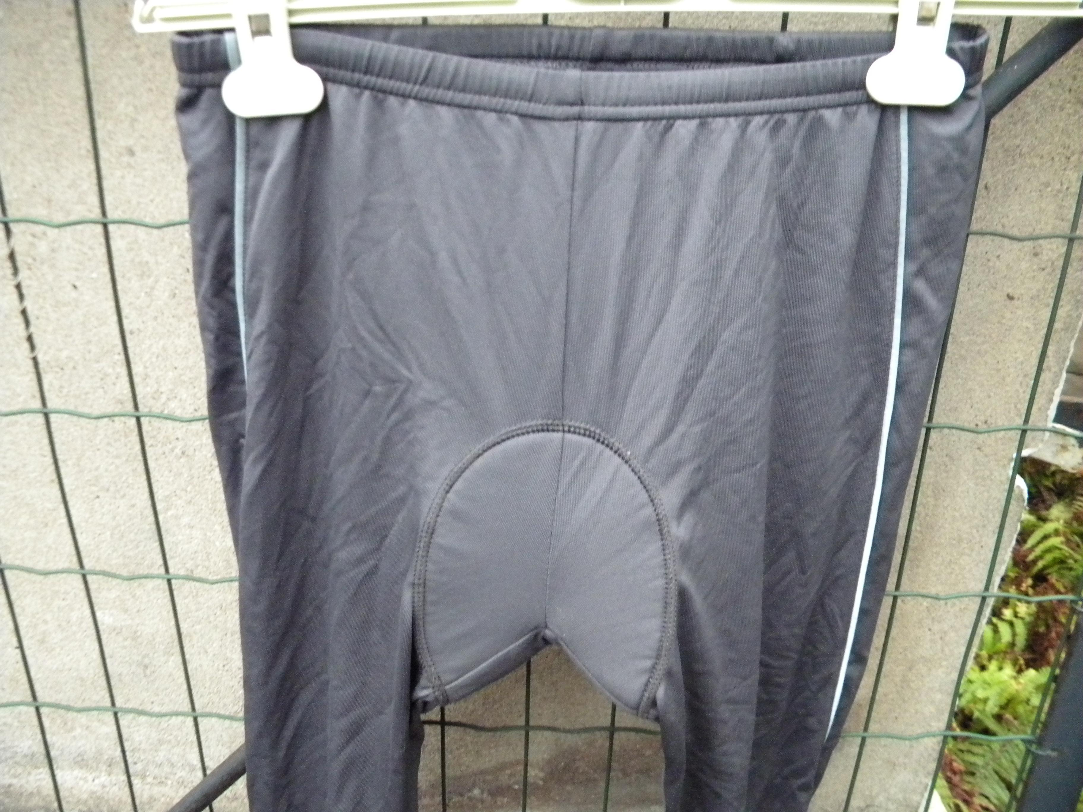 troc de troc caleçon court cycliste gris 38 image 1