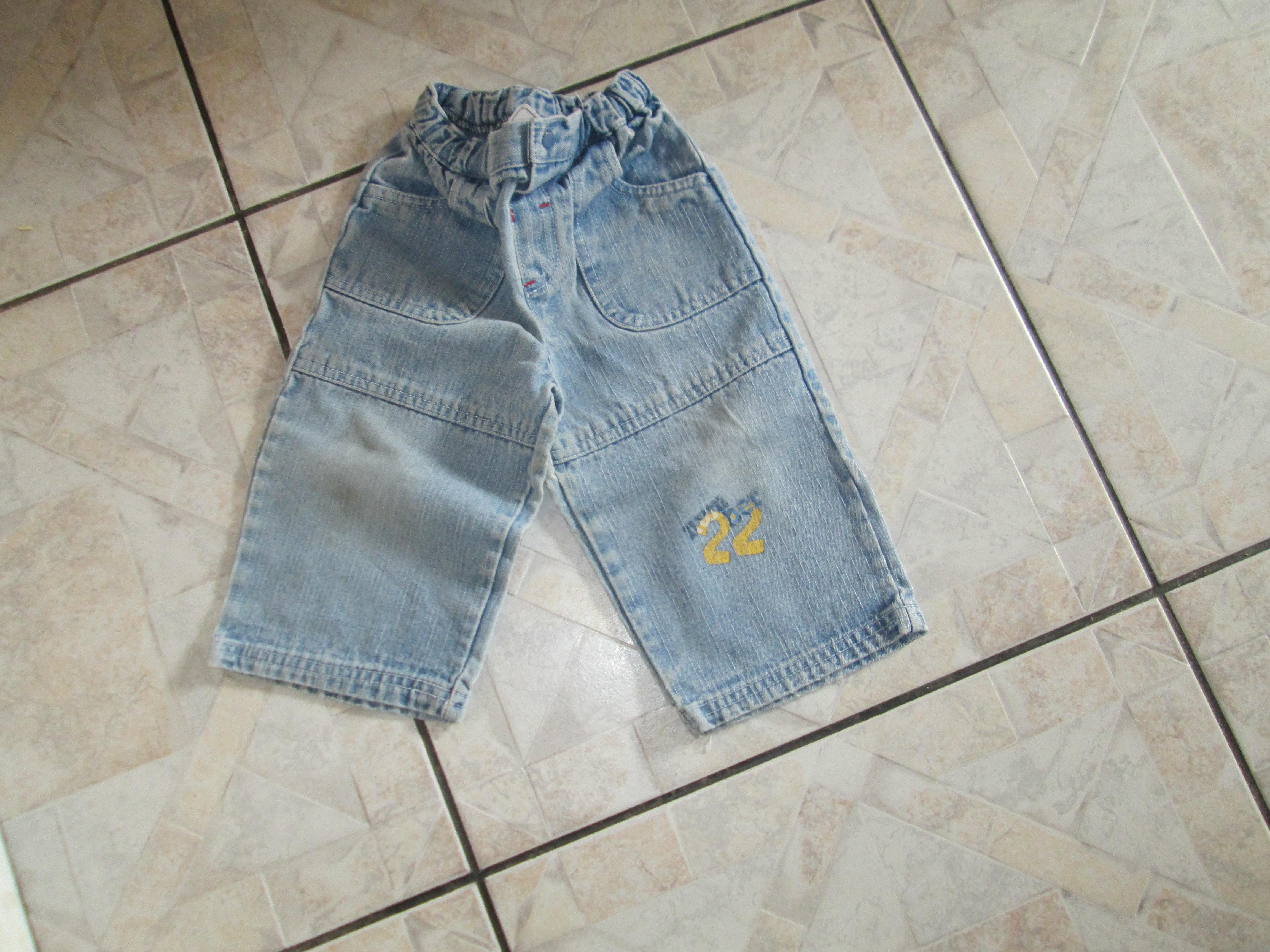 troc de troc jeans 18 mois 3 noisettes port compris image 0