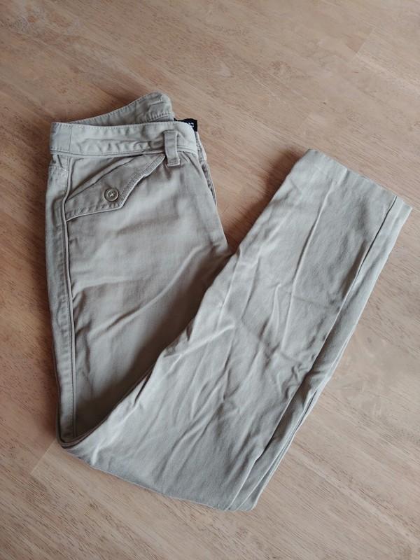 troc de troc pantalon beige taille 36 image 0