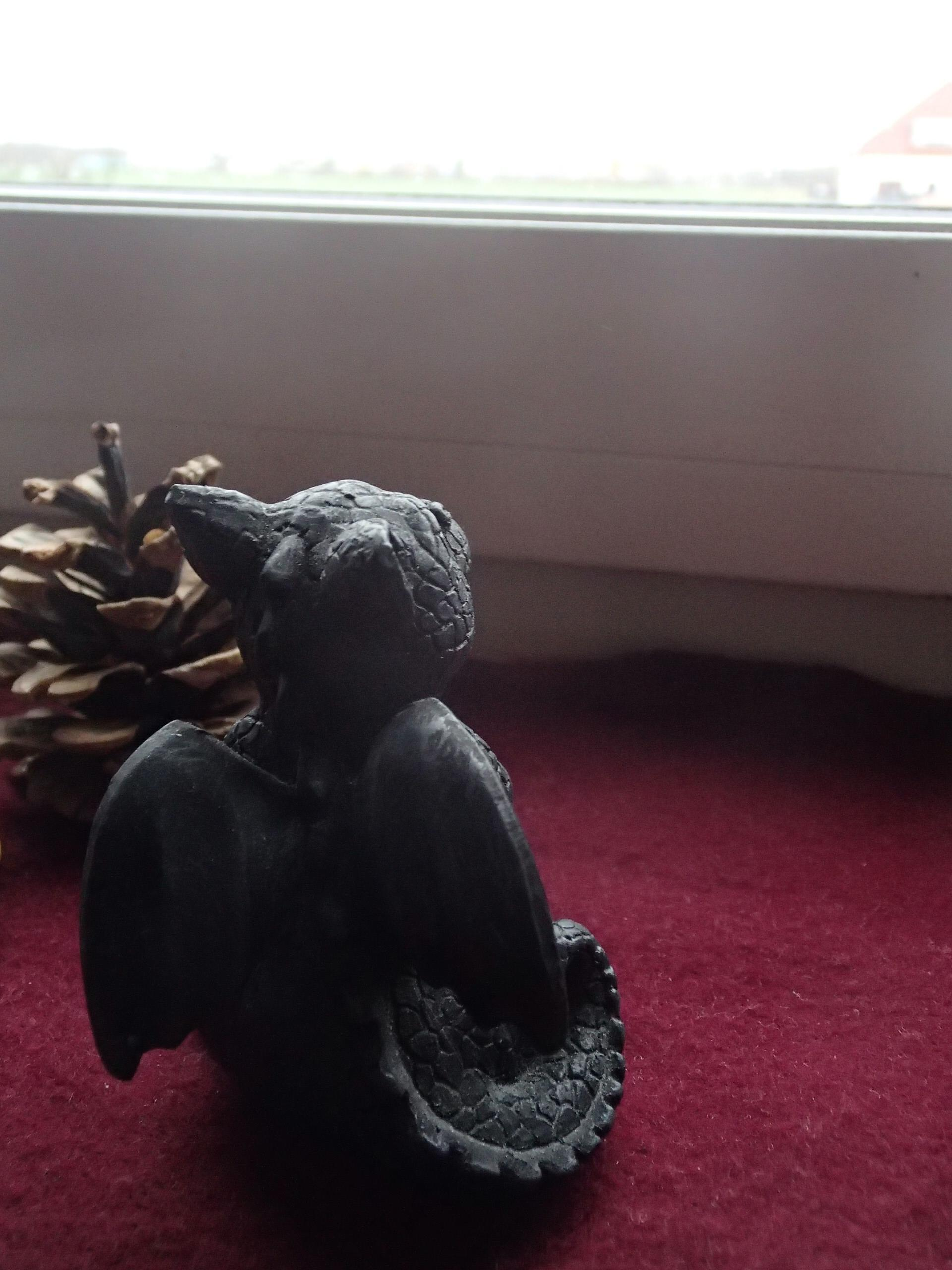 troc de troc figurine petit dragon à adopter image 1