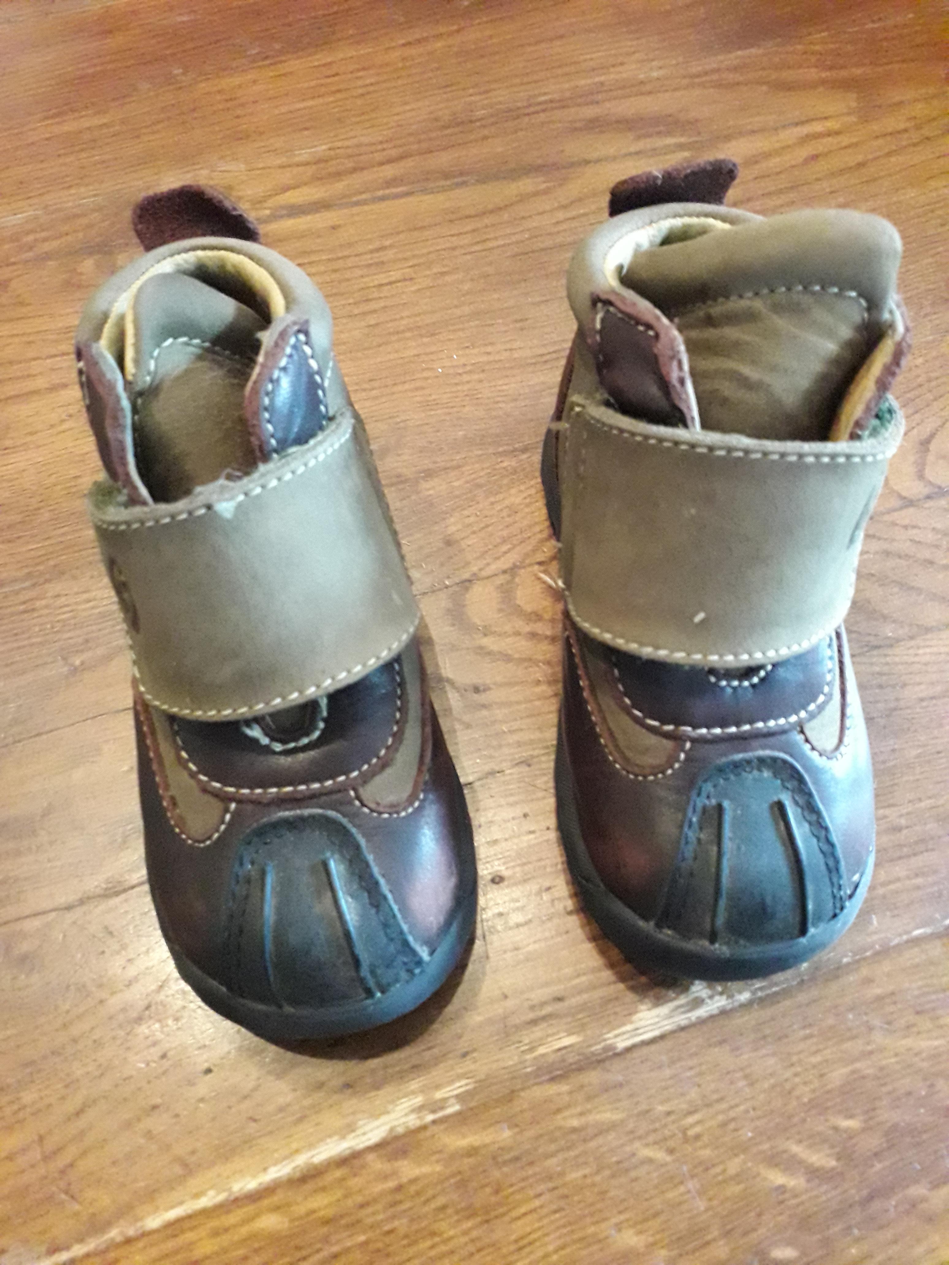 troc de troc chaussure garçon 21.22 image 1