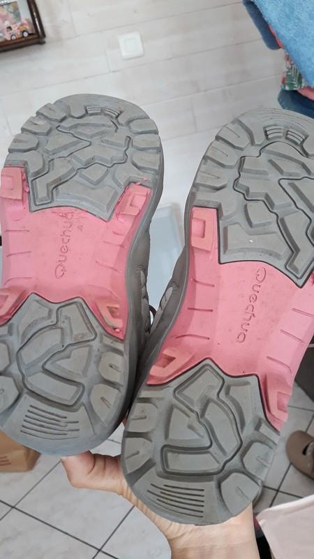 troc de troc chaussures de randonnée 37 quechua image 2