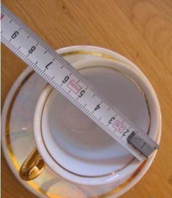 troc de troc service à thé/ café porcelaine image 1