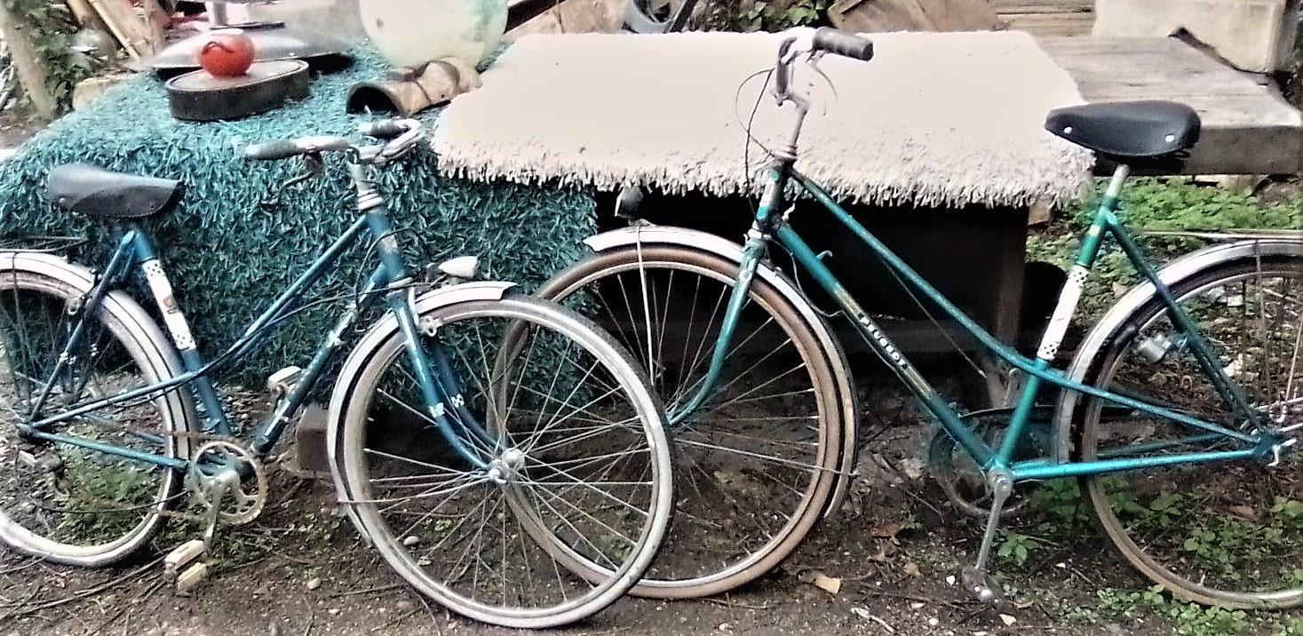 troc de troc vélos vintage 10 à 60 noisettes pièce image 0