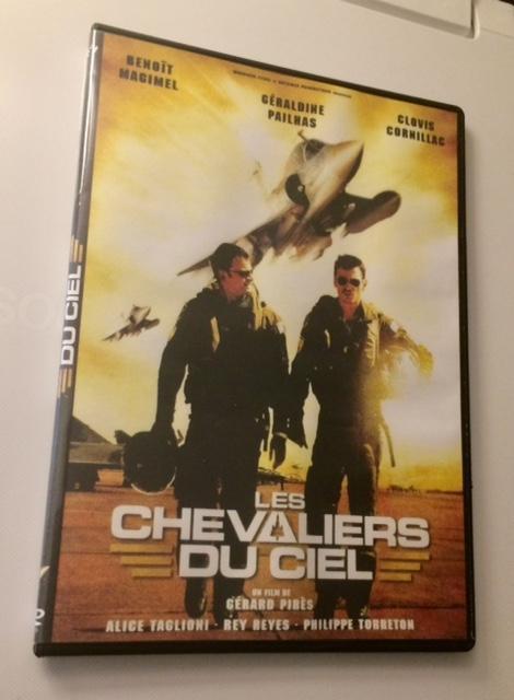 troc de troc dvd film les chevaliers du ciel - magimel - cornillac image 0