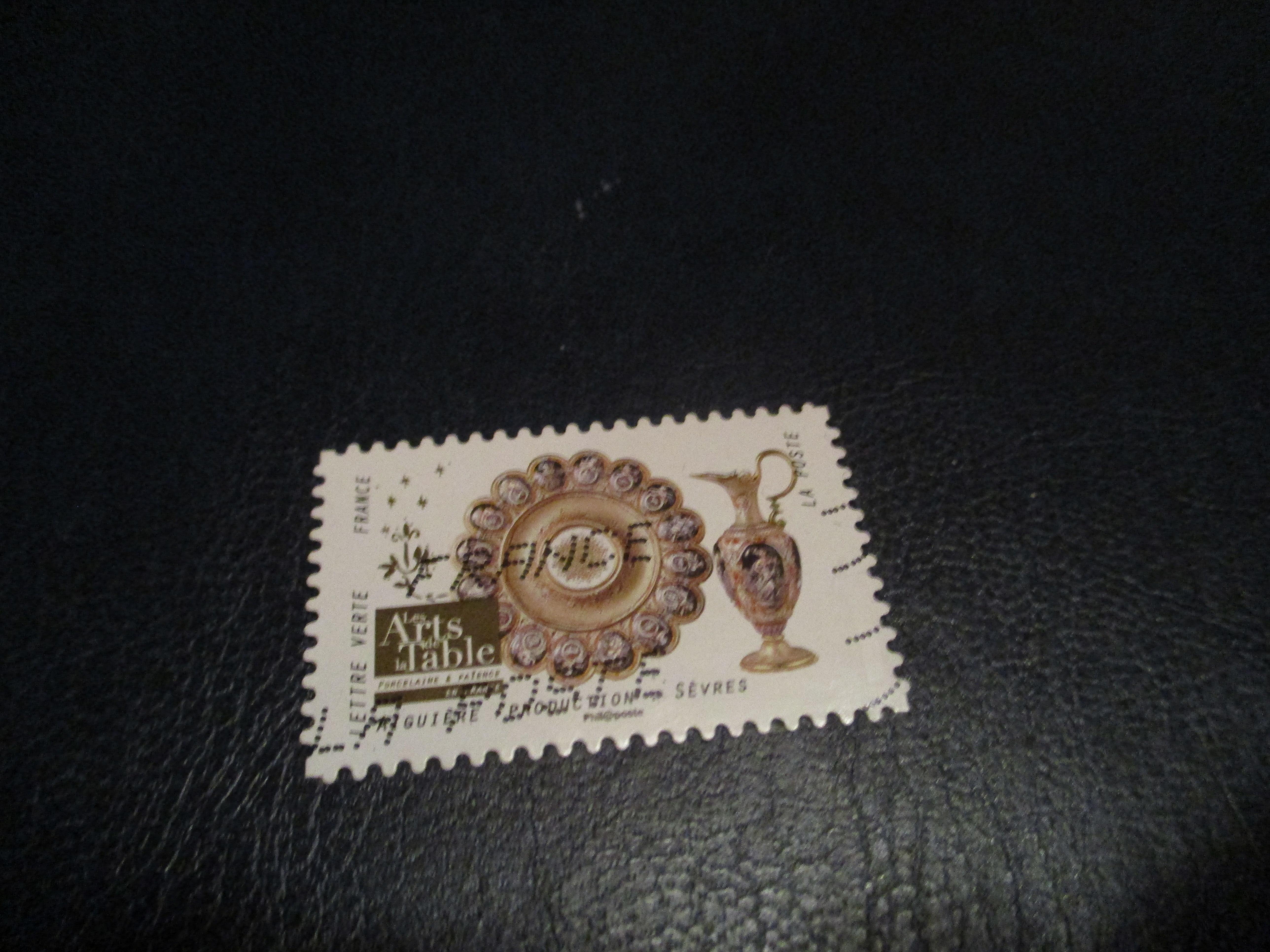 troc de troc timbre art de la table aiguière sèvres image 0