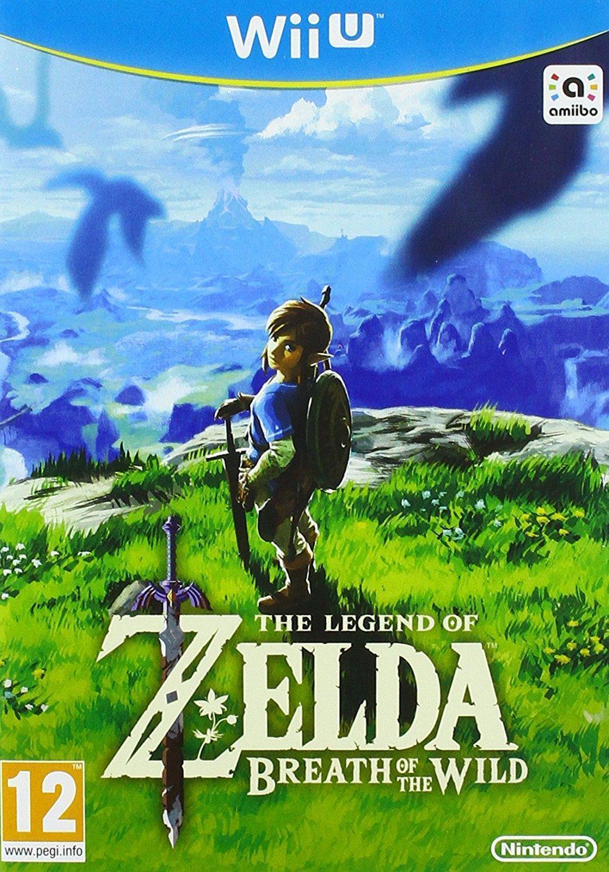 troc de troc recherche jeu wii u - the legend of zelda: breath of the wild image 0