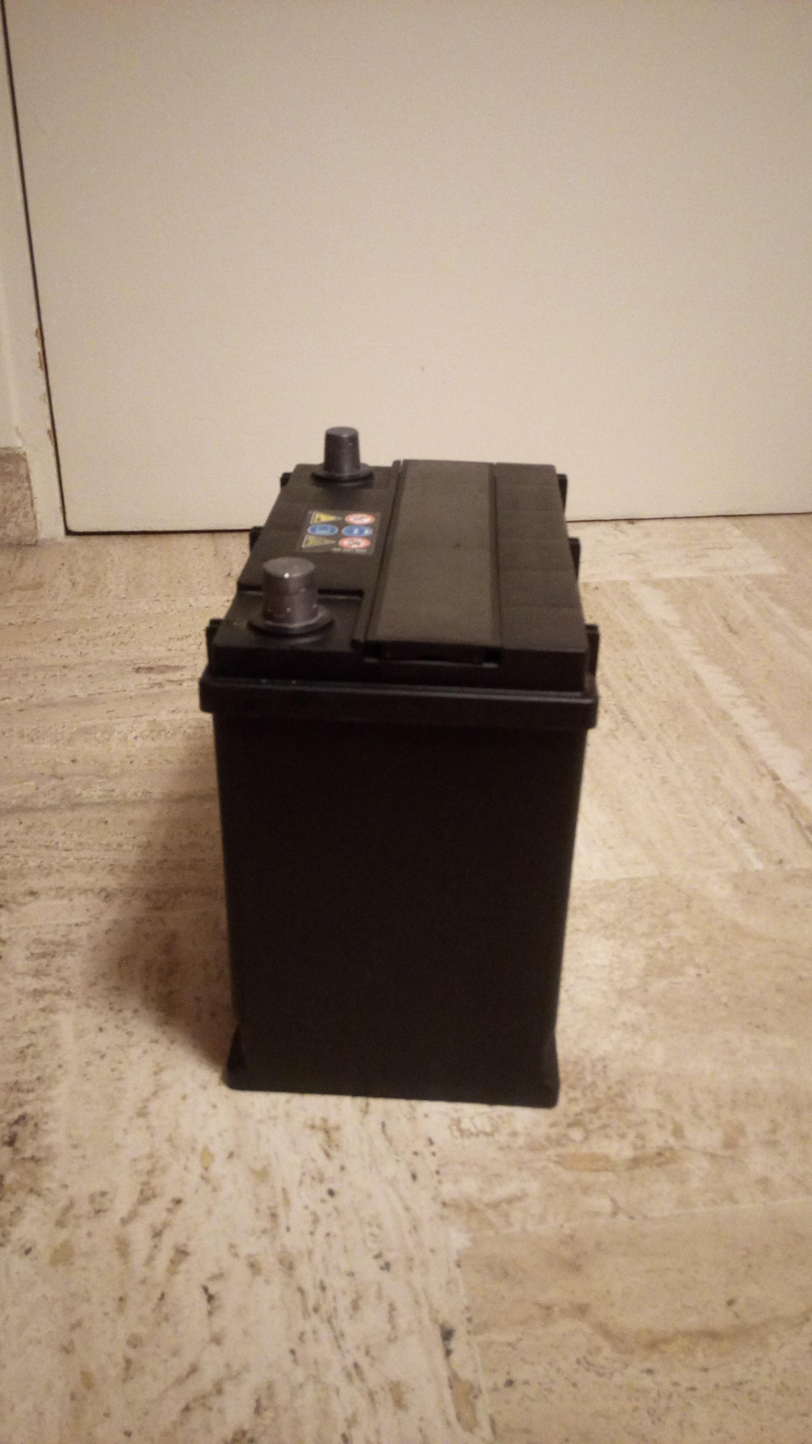 troc de troc batterie 12v-40ah 340a (en) contact feu vert n°2 image 2