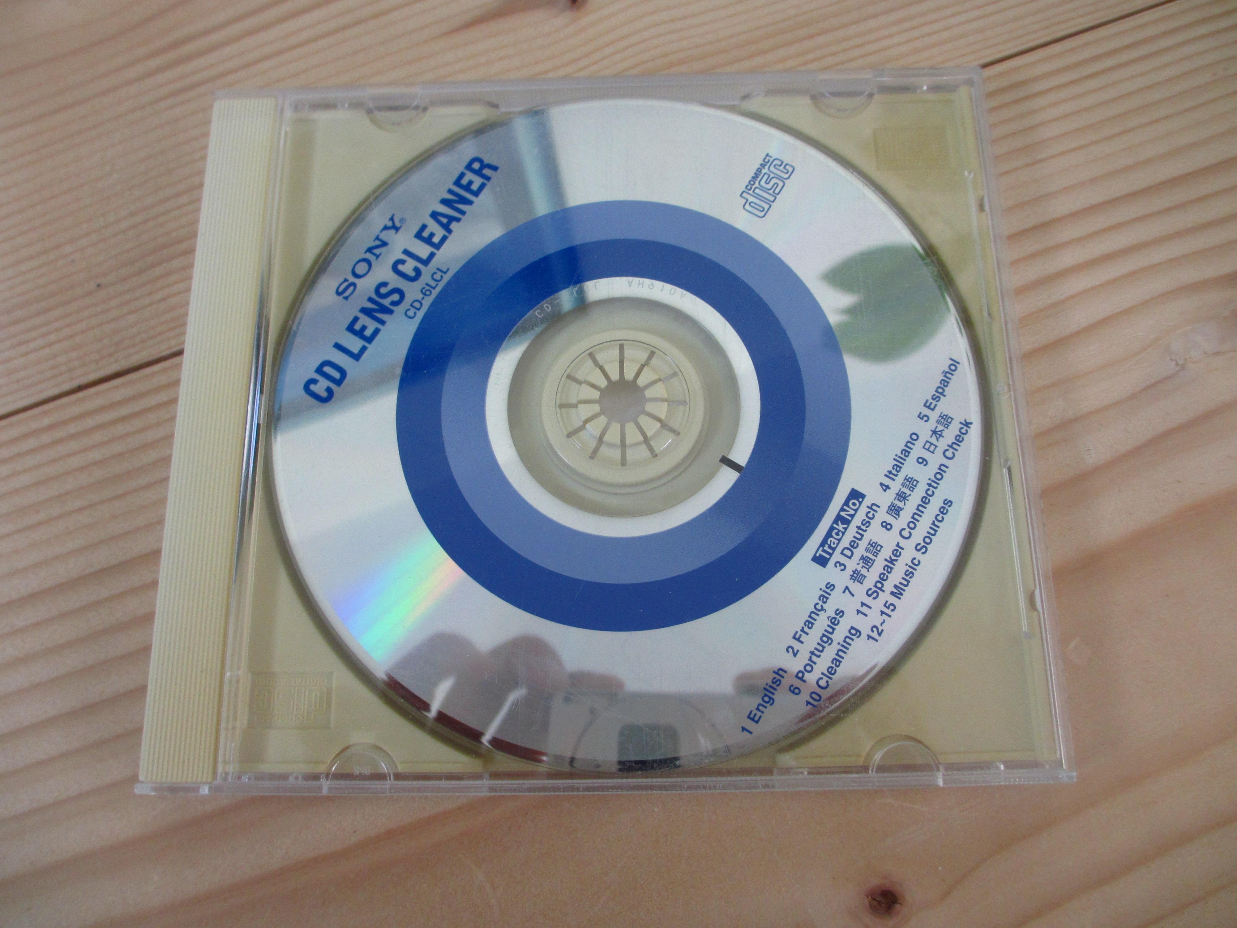troc de troc cd de nettoyage image 0