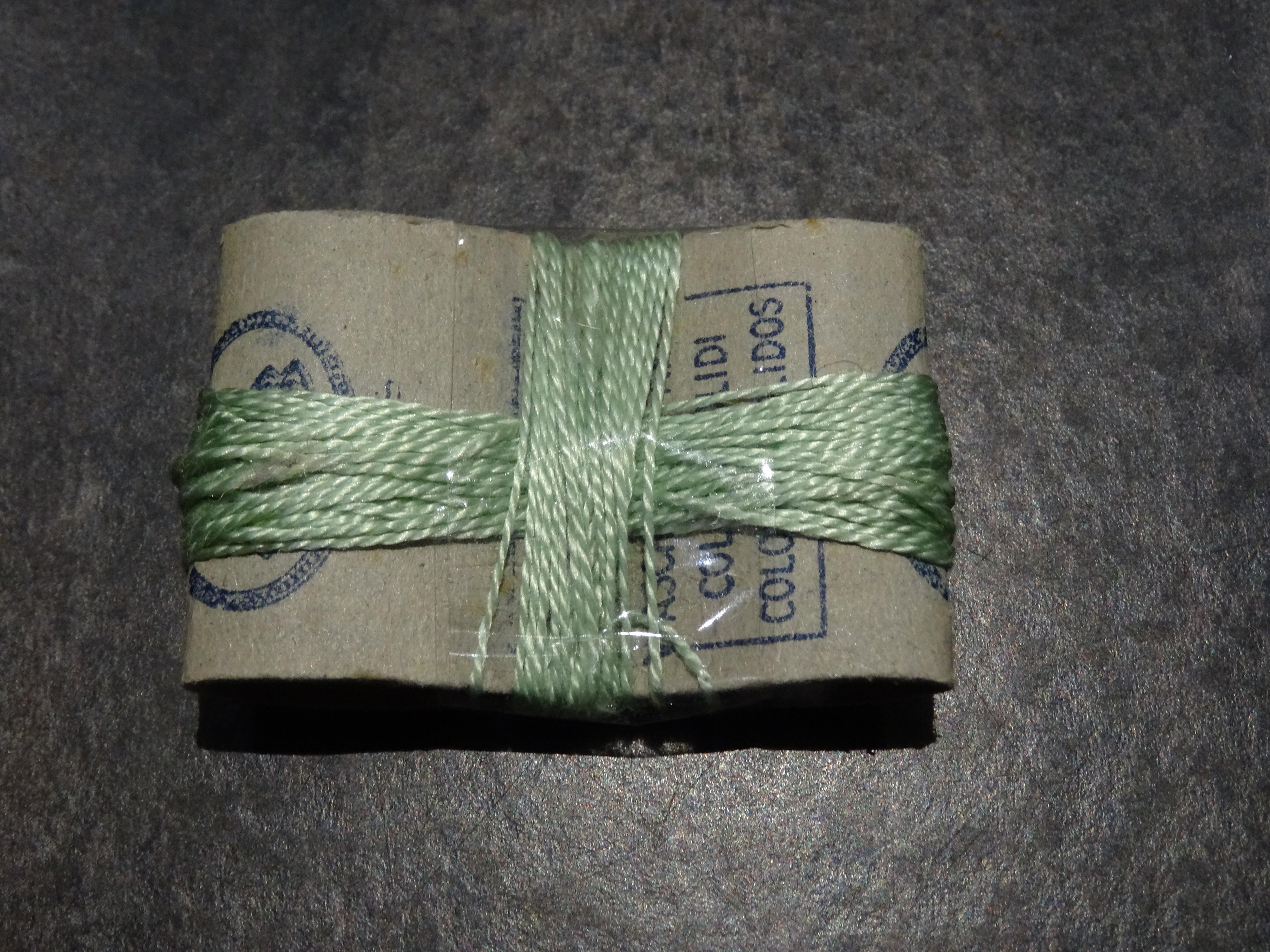 troc de troc coton perlé (f20) image 0