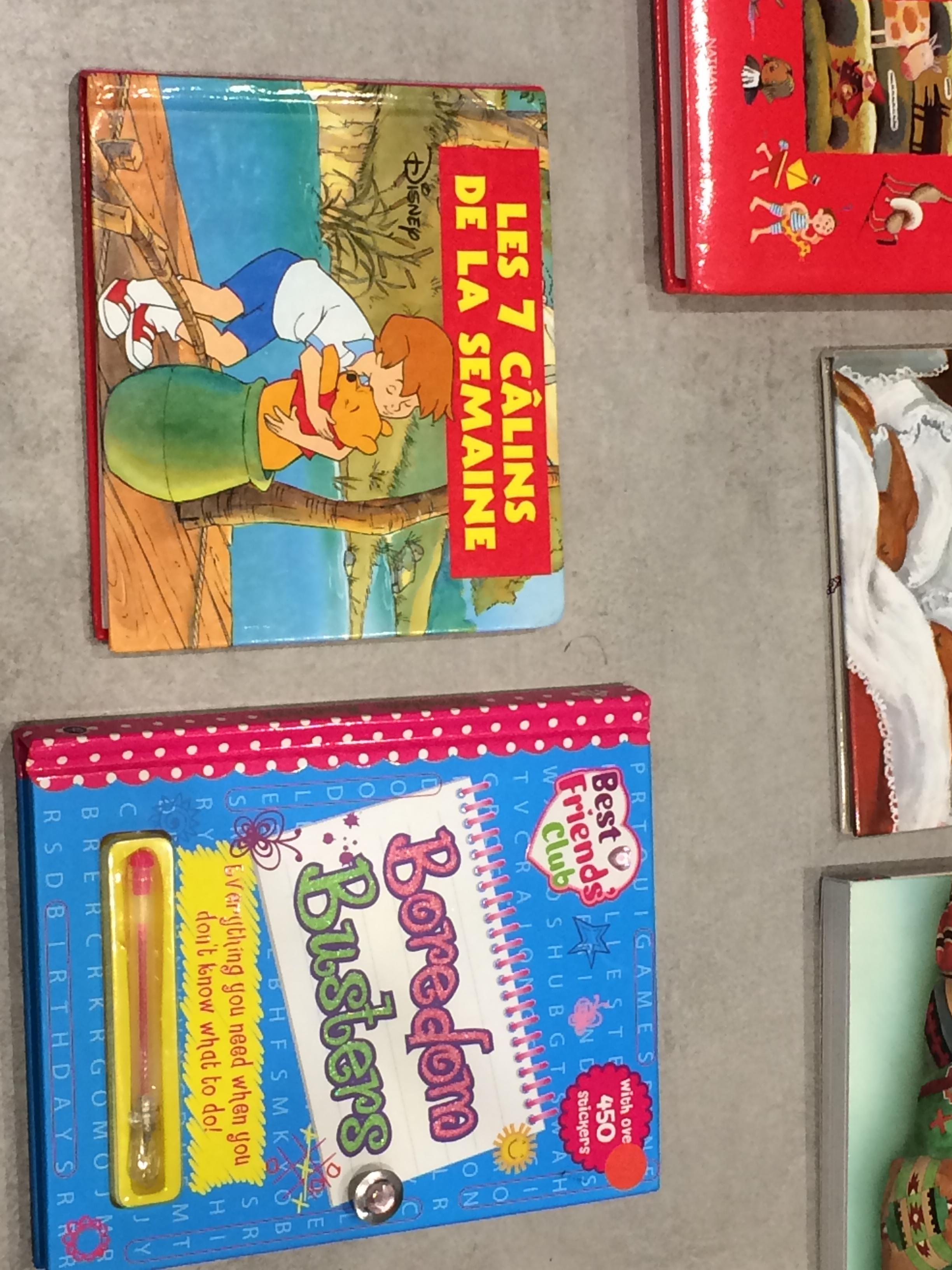 troc de troc 5 livres enfants 3 image 1