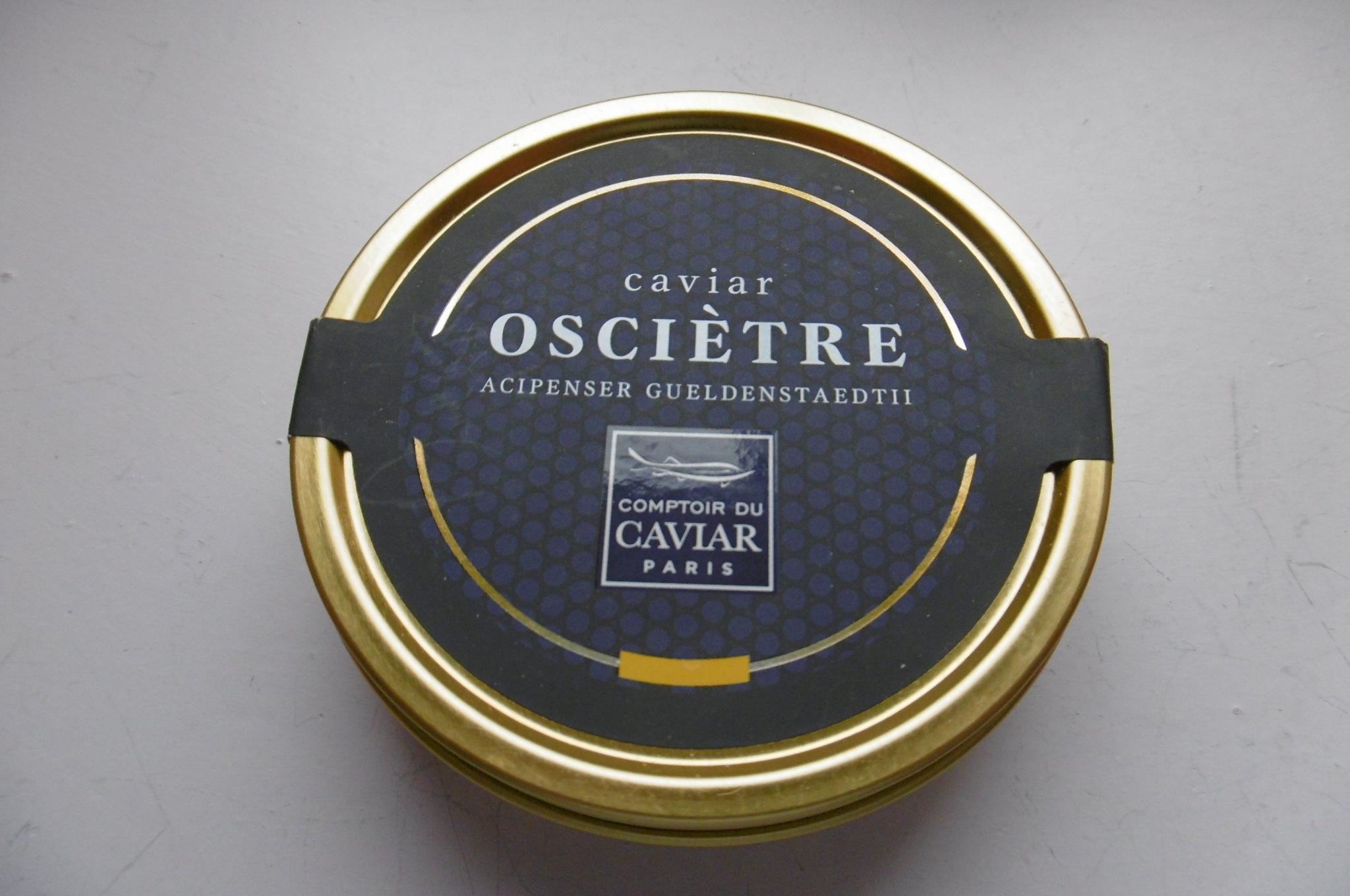 troc de troc boites vides de caviar image 1