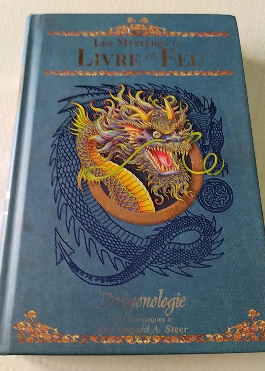 troc de troc donne deux romans de dragonologie image 1