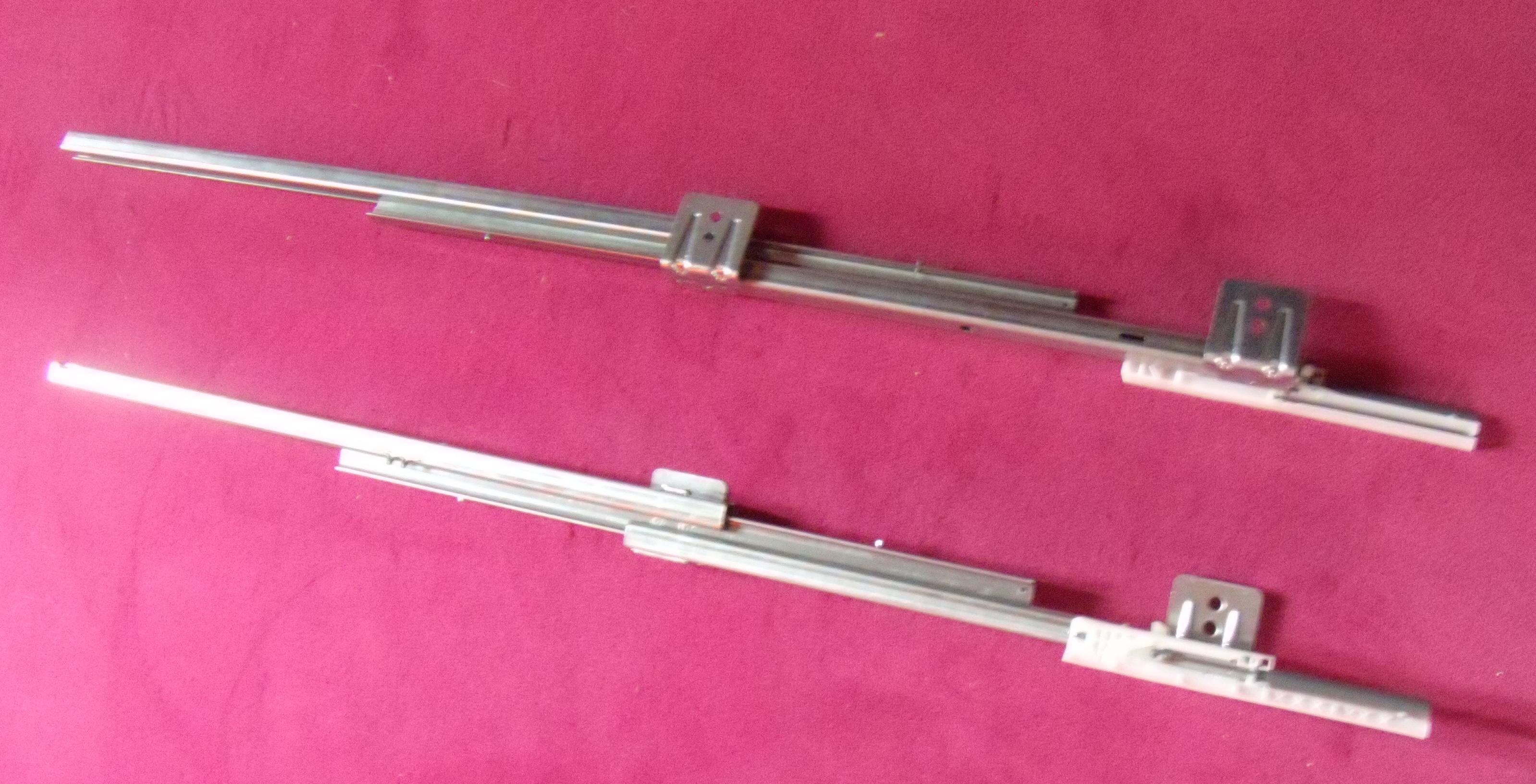 troc de troc coulisse pour tiroir avec system silencieux (frein). * neuves image 0