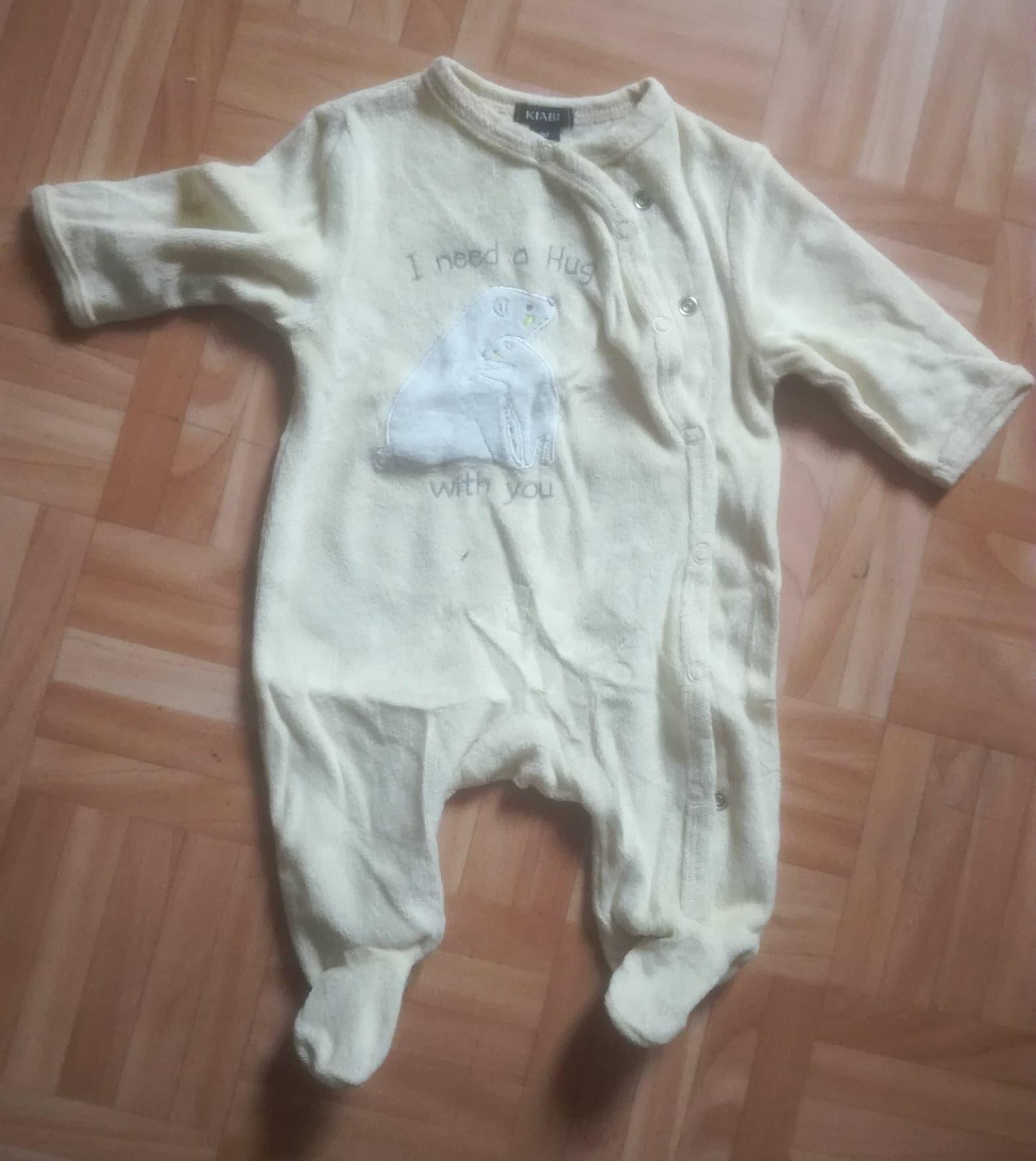 troc de troc lot 3 pyjama 1 mois image 2
