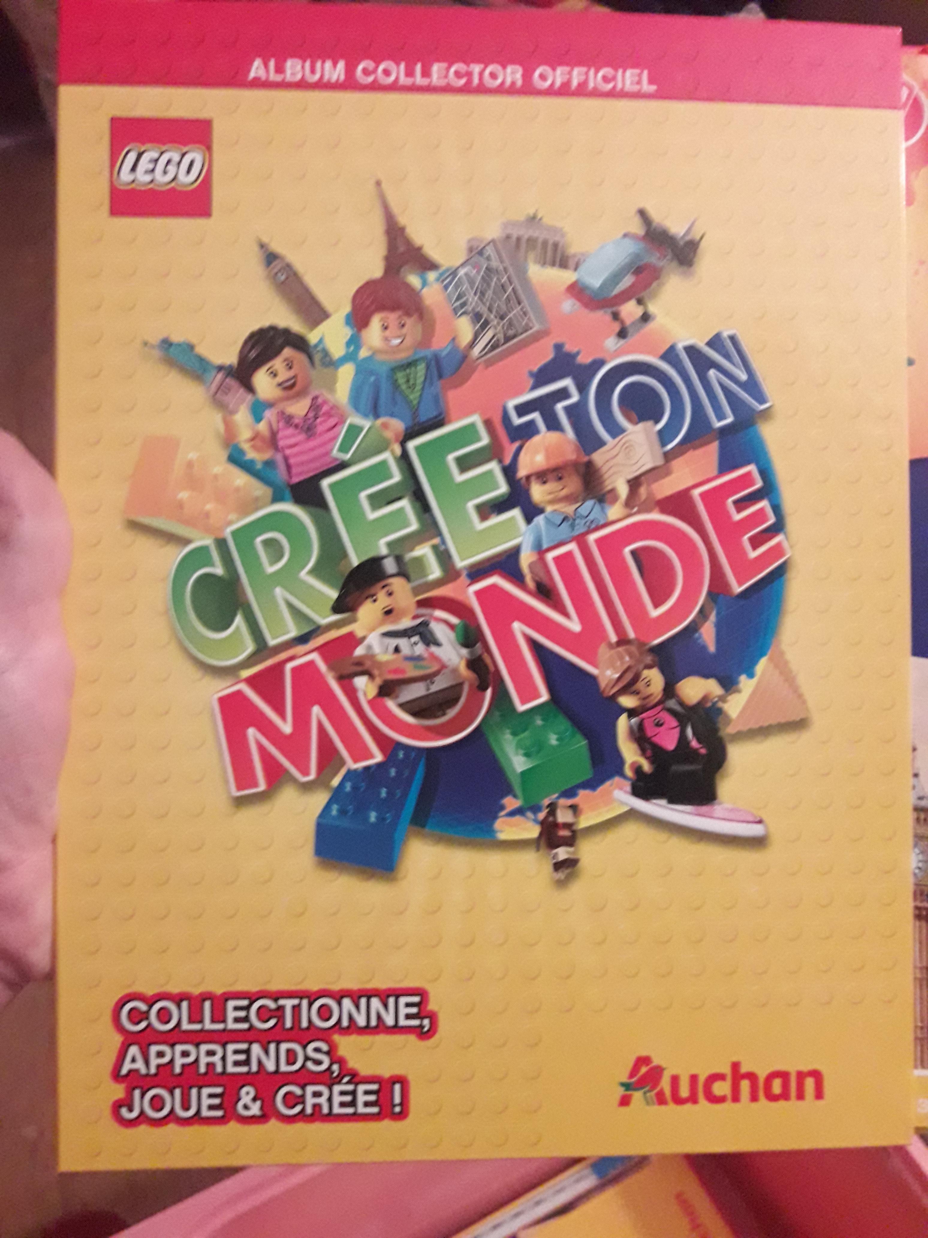troc de troc album lego neuf image 0