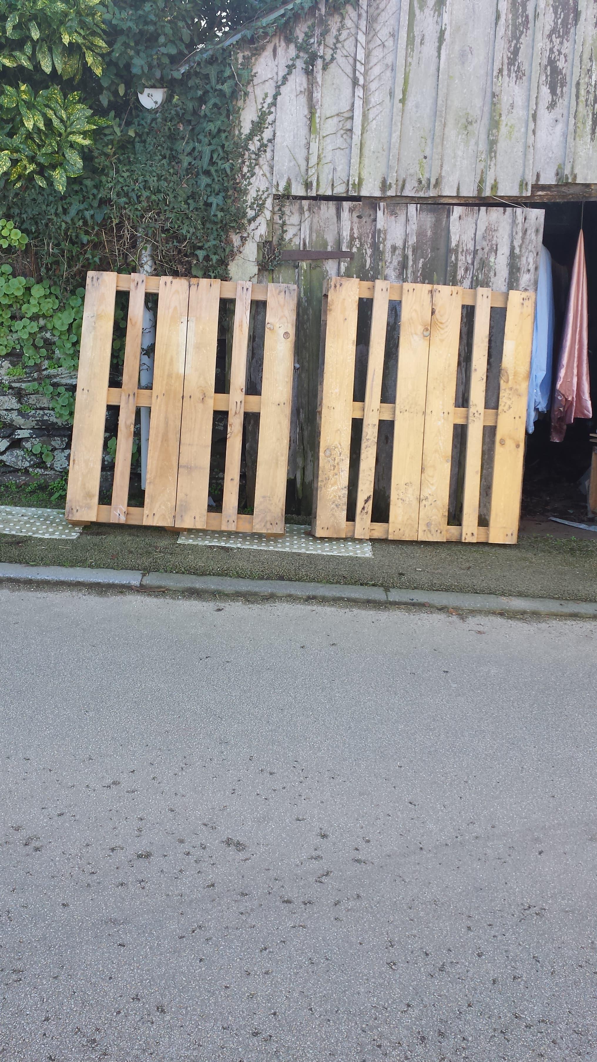 troc de troc palettes en bois image 0