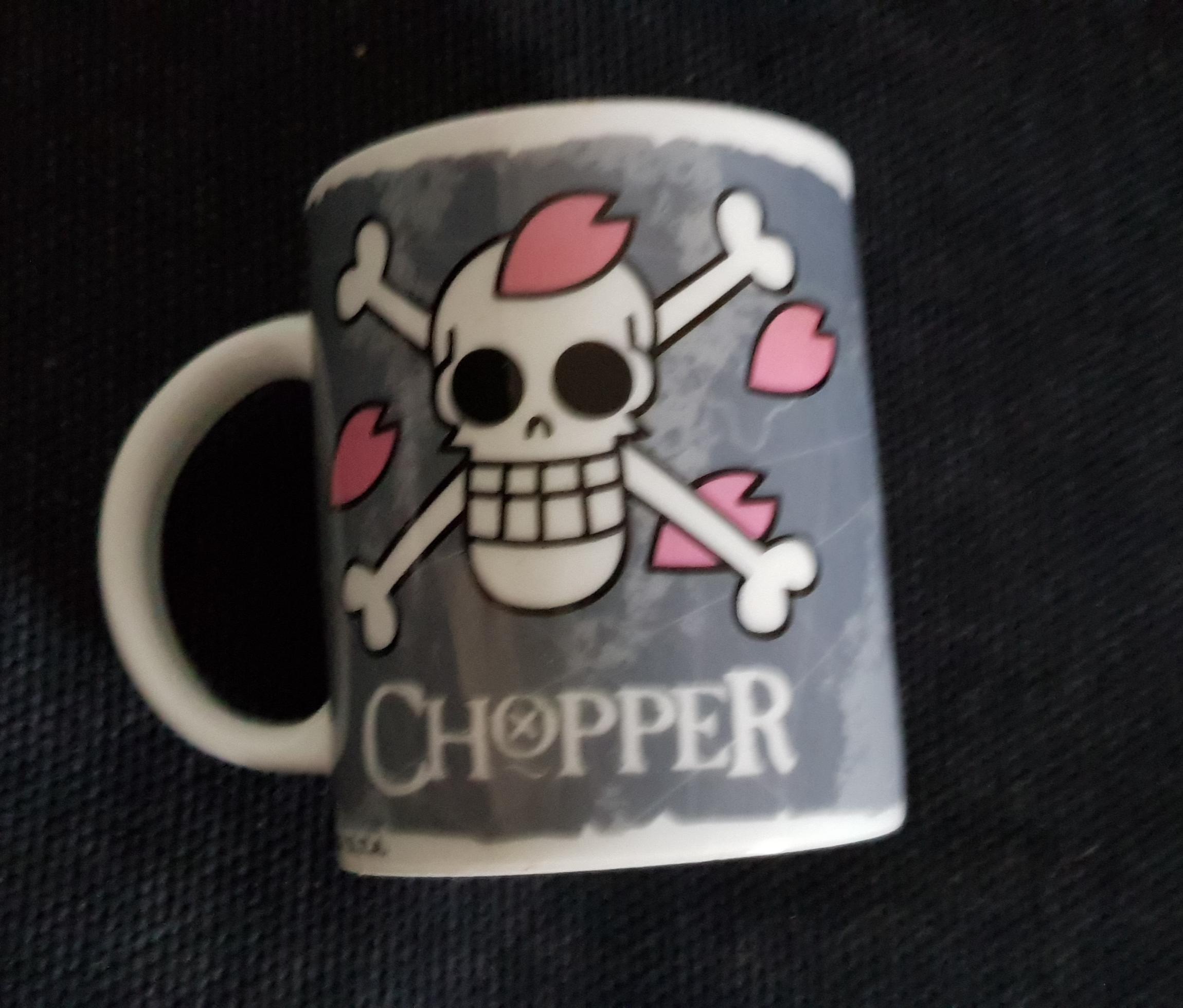 troc de troc tasse chopper de one piece image 1