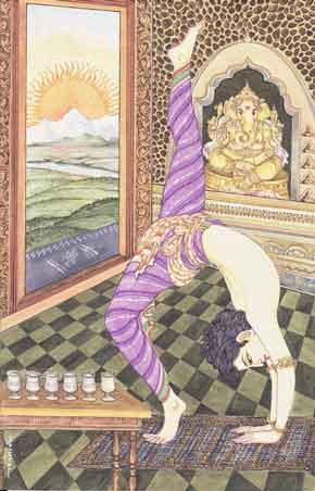 troc de troc séance de yoga et relaxation image 1