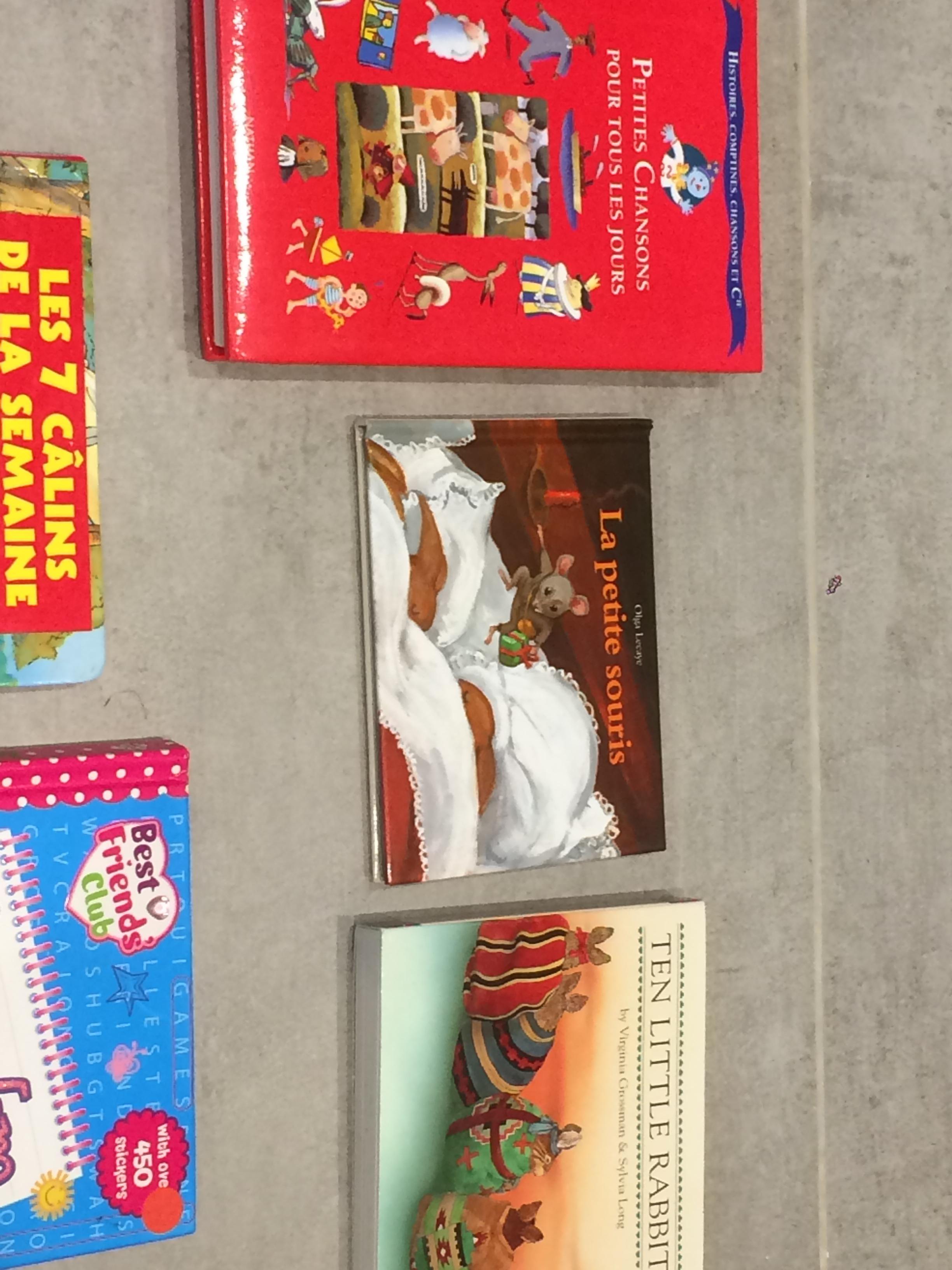 troc de troc 5 livres enfants 3 image 2