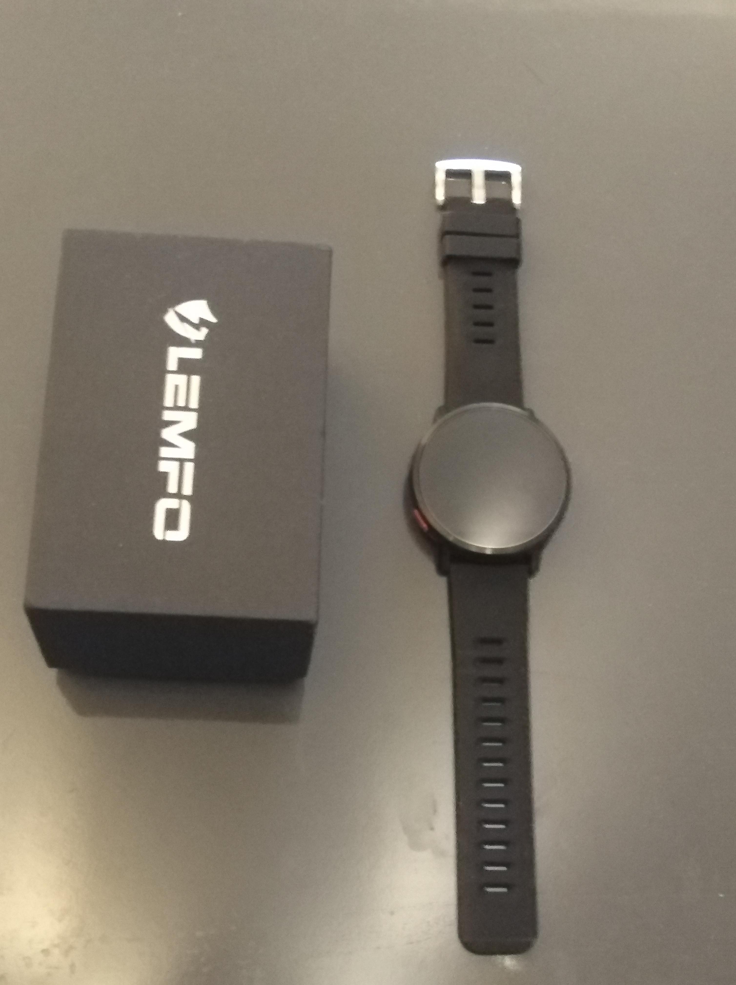 troc de troc smartwatch lemfo lem x 16gb android 7.1 image 0
