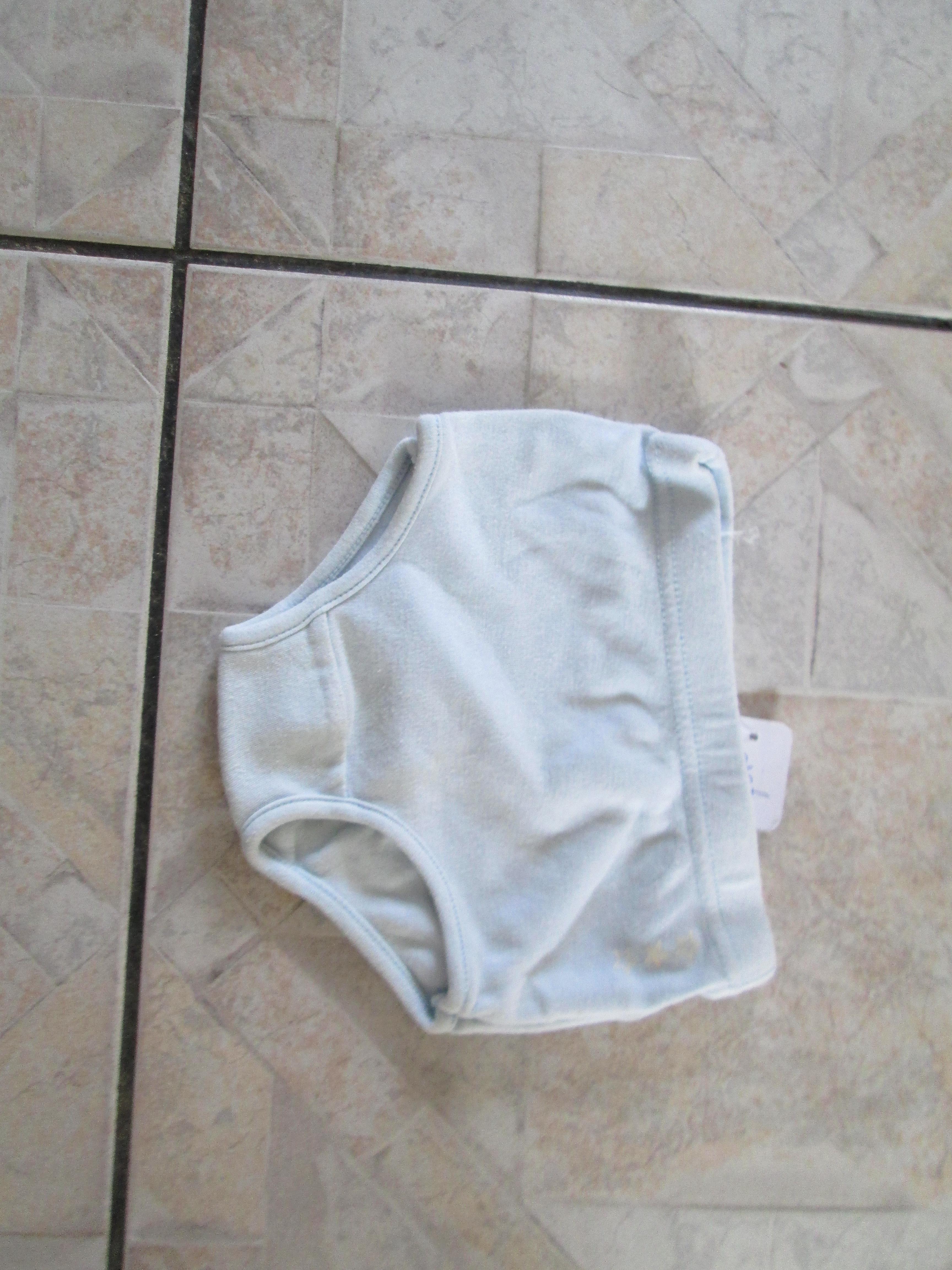 troc de troc petite culotte 93cm (1 an )bleu 1 noisette image 0