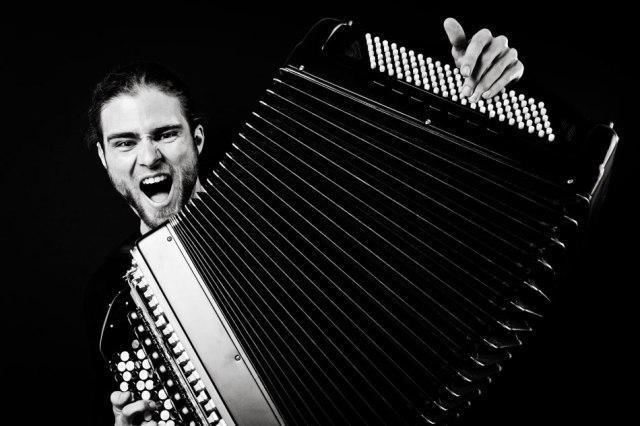 troc de troc concert à domicile : accordéoniste image 0