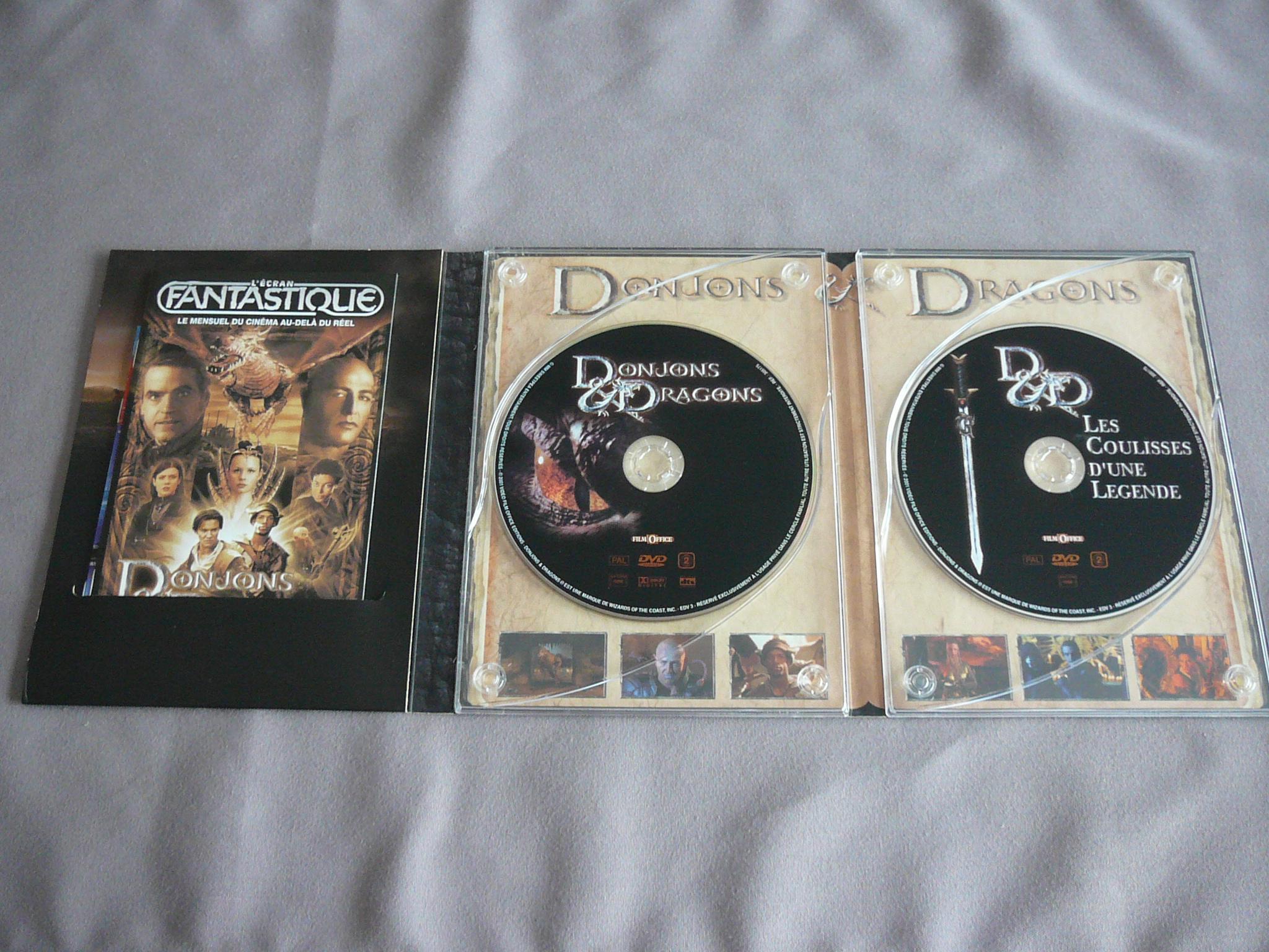troc de troc dvd donjons & dragons image 1