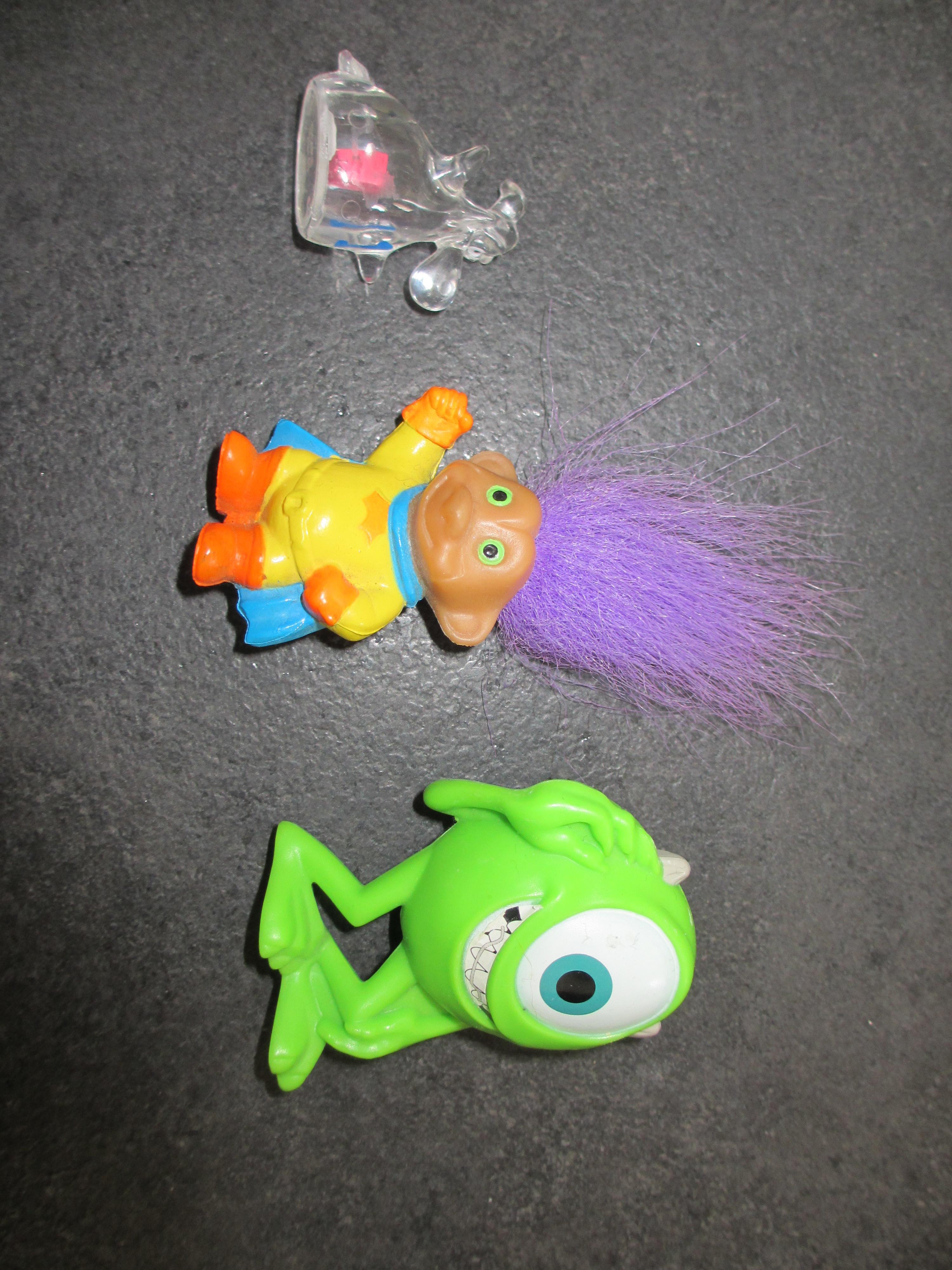 troc de troc figurines et marionnettes pour doigts image 0